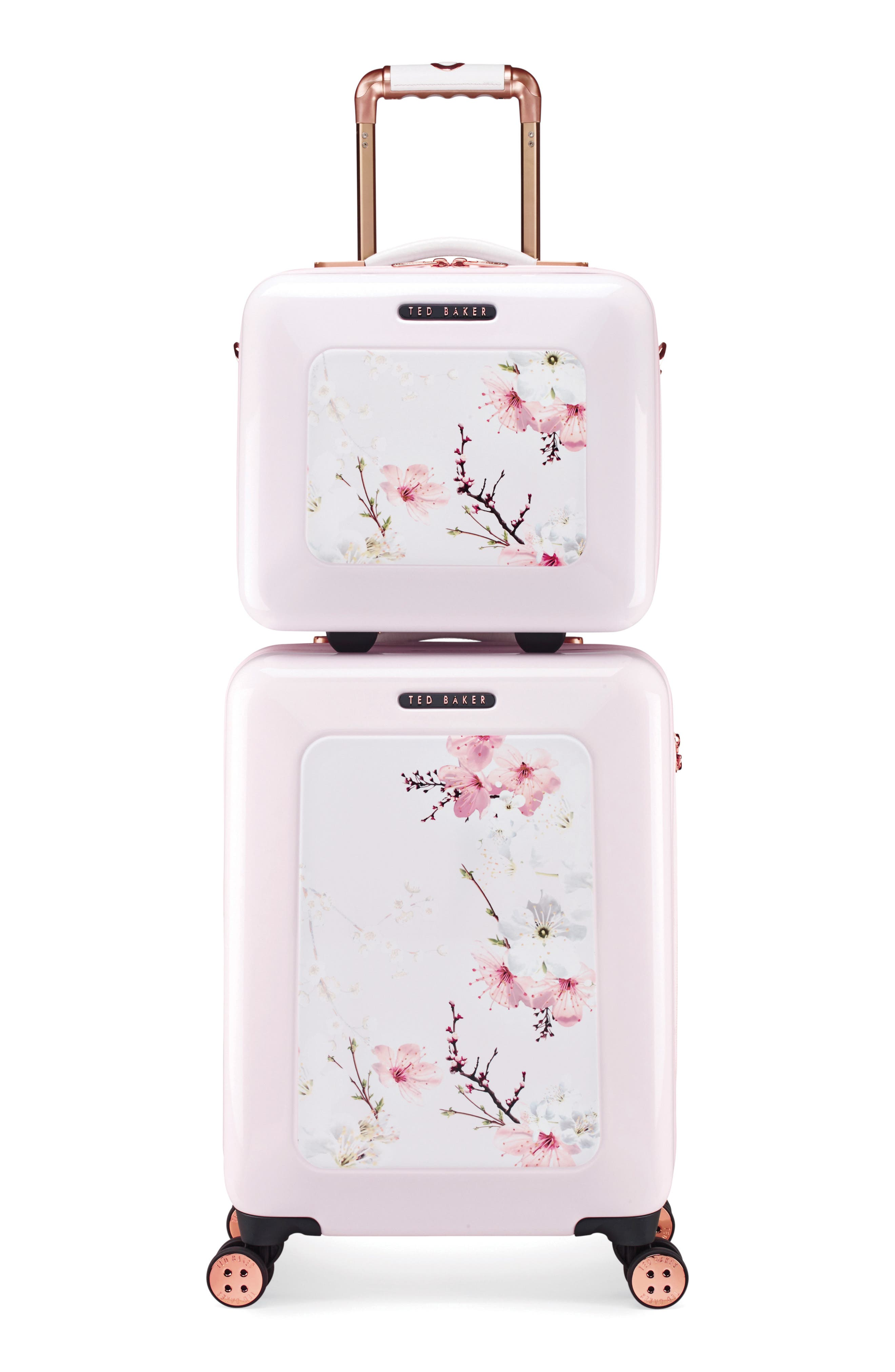 Blossoms Vanity Case,                             Alternate thumbnail 6, color,                             650