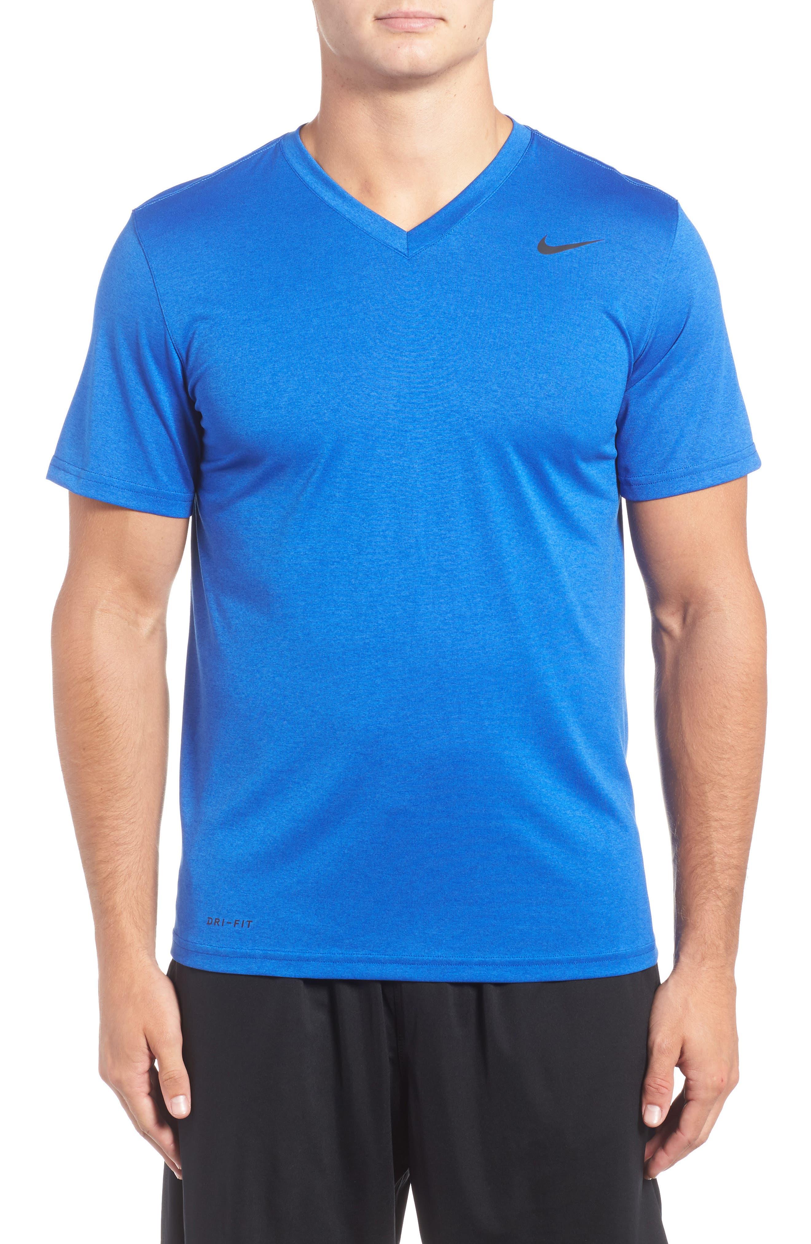 'Legend 2.0' Dri-FIT Training T-Shirt,                         Main,                         color, GAME ROYAL/ BLACK/ BLACK