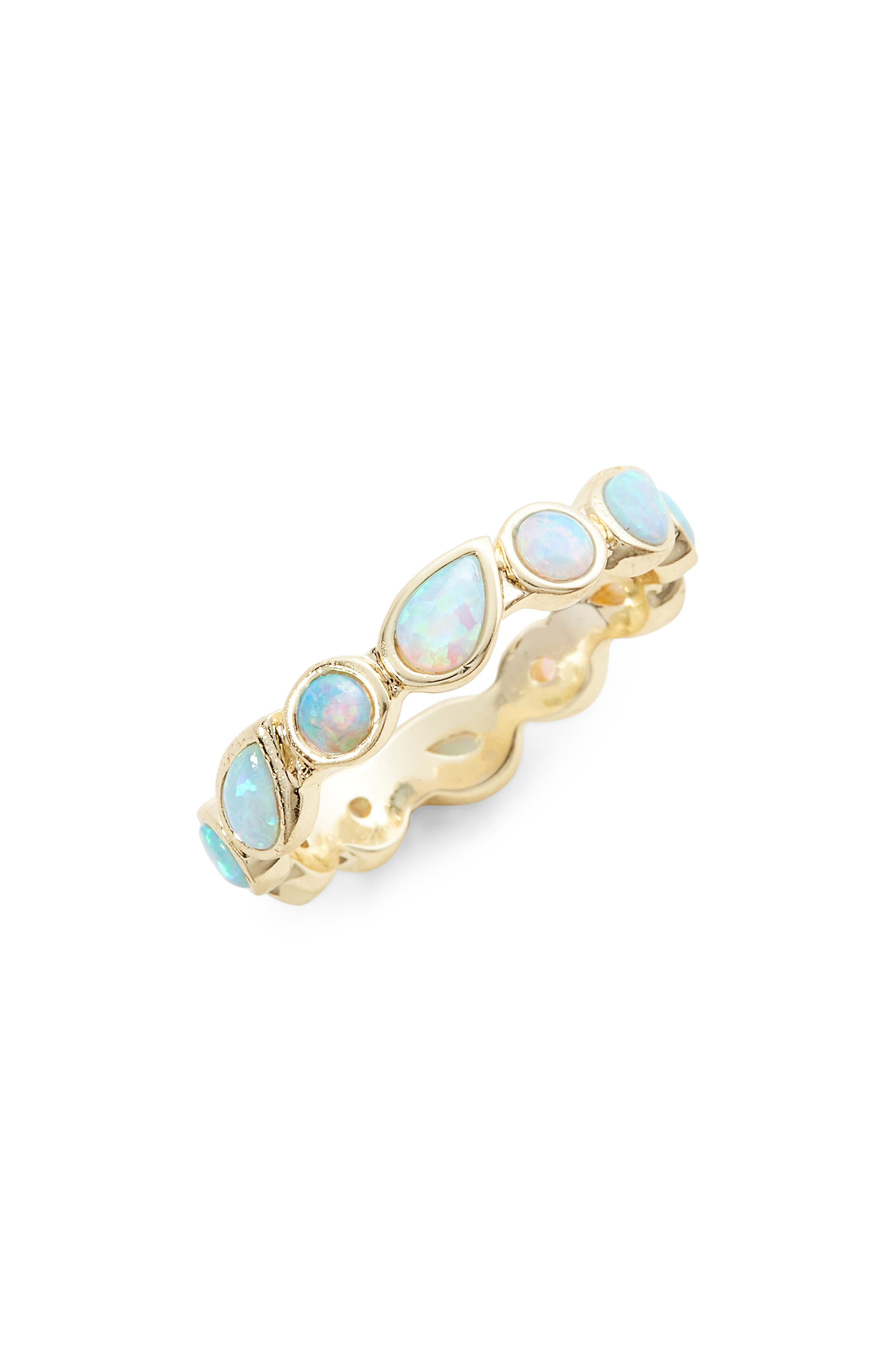 Isla Opal Ring,                         Main,                         color, 400