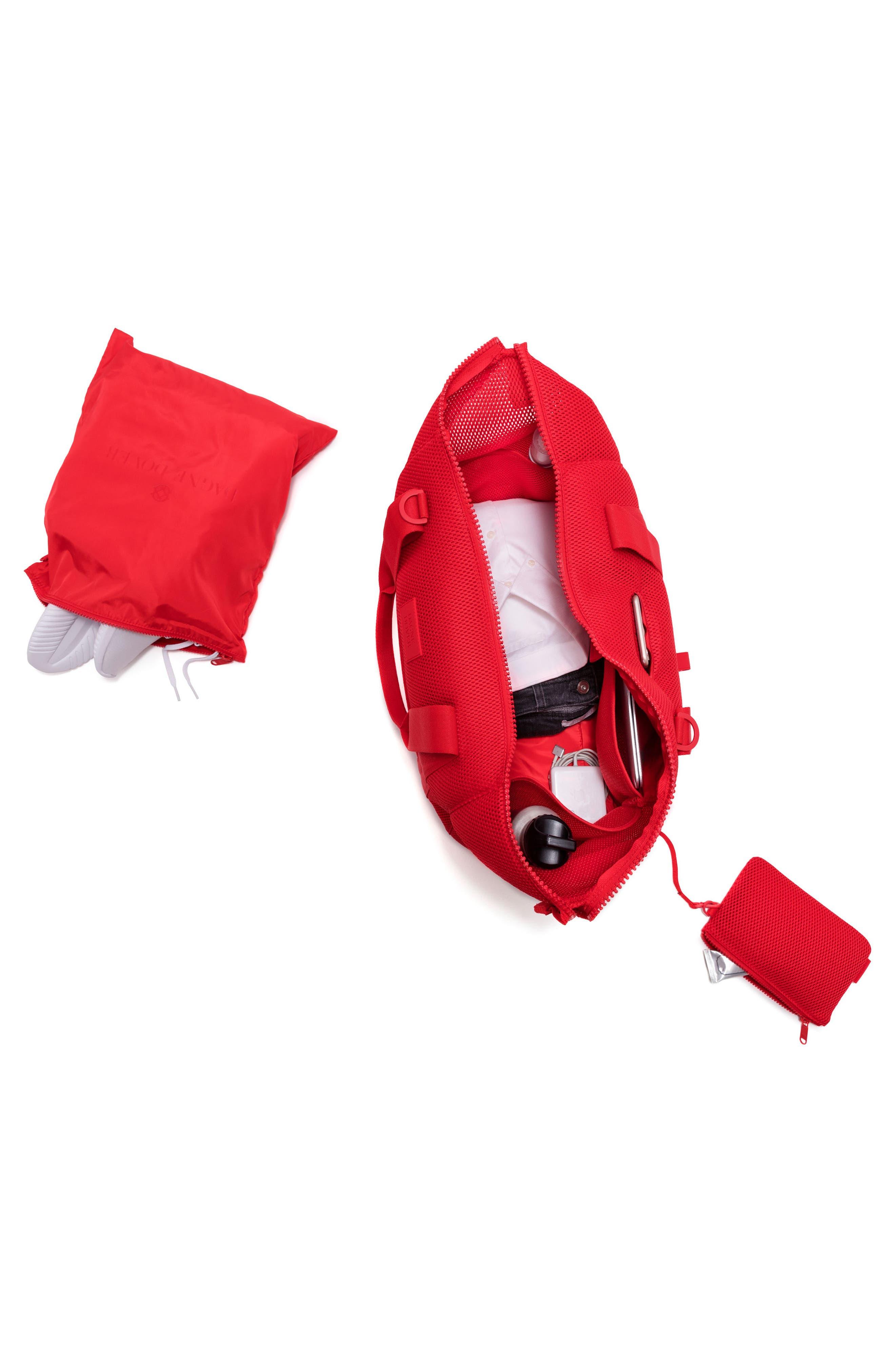 365 Large Landon Neoprene Carryall Duffel Bag,                             Alternate thumbnail 17, color,