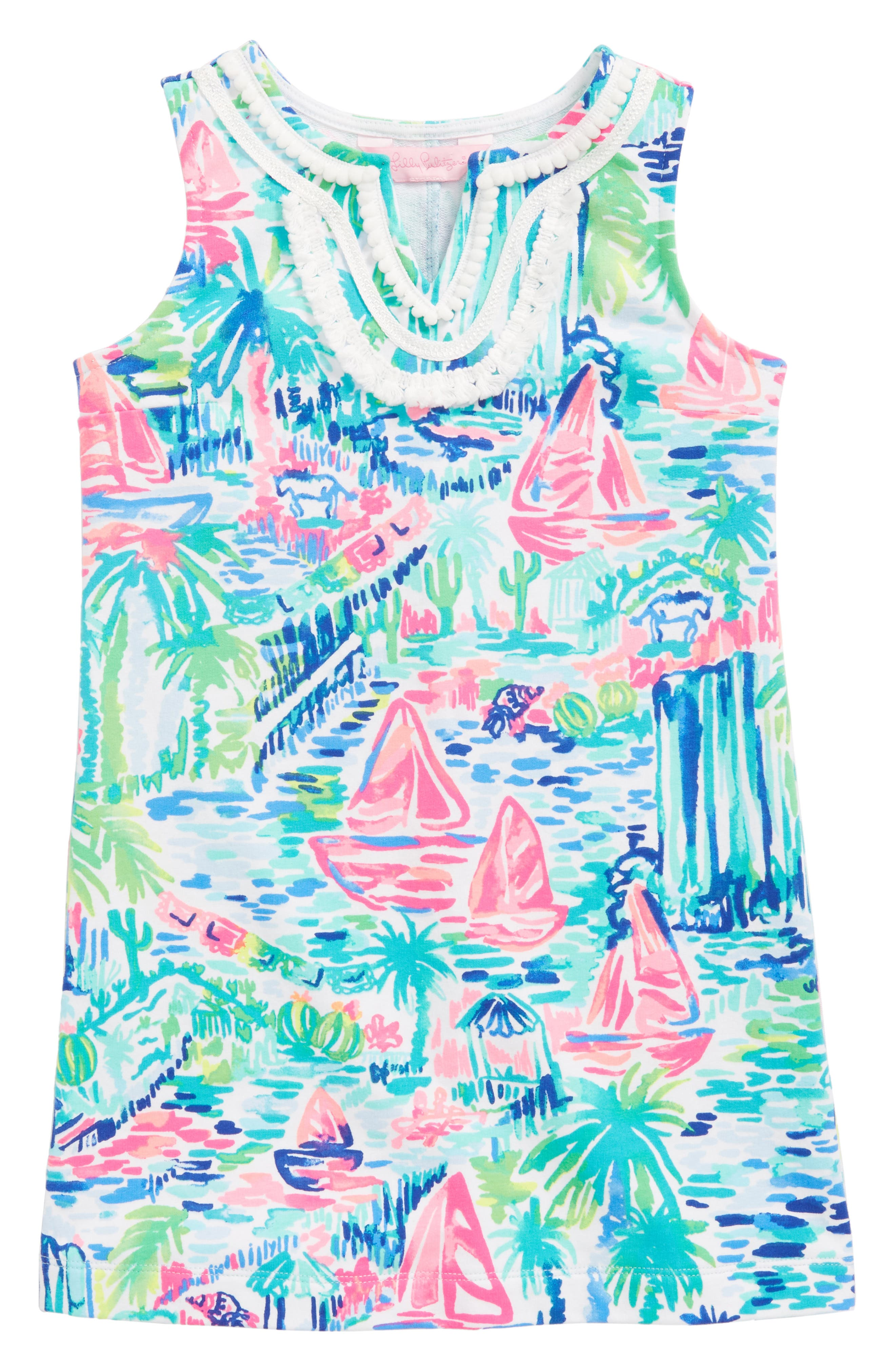 Mini Harper Shift Dress,                             Main thumbnail 1, color,                             400