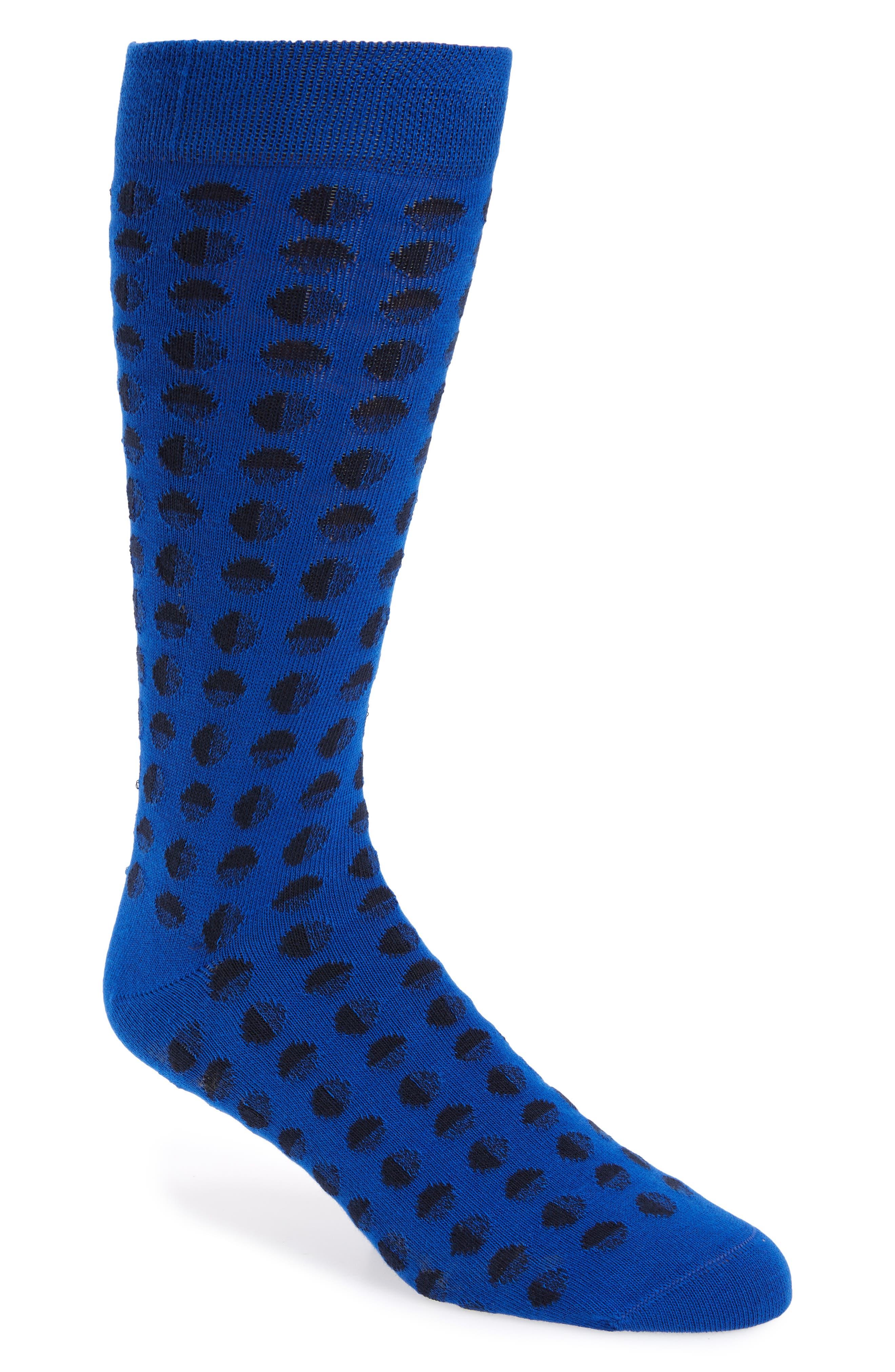 Mitchum Dot Socks,                         Main,                         color, 421