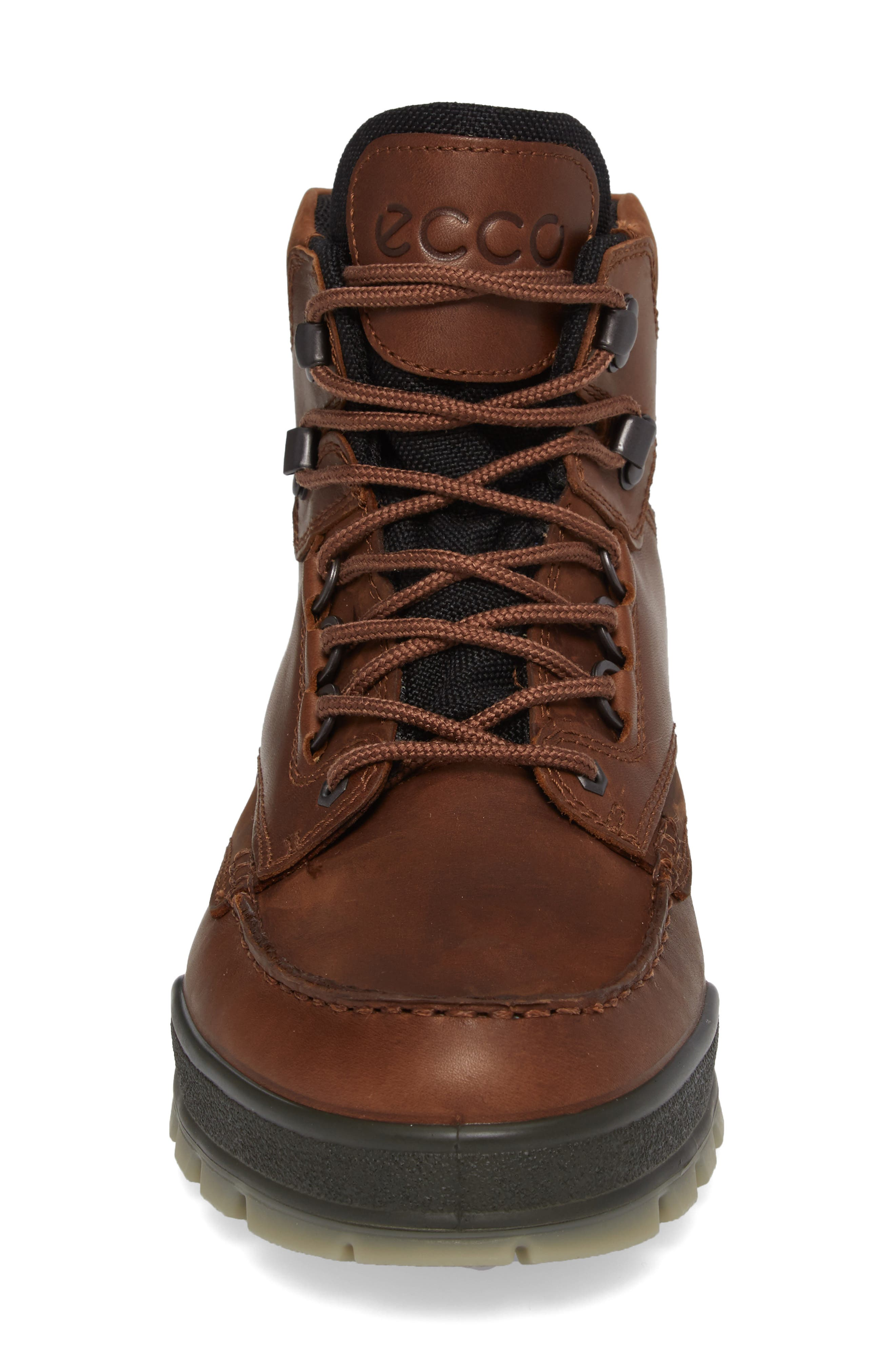 ECCO,                             Track II High Waterproof Boot,                             Alternate thumbnail 4, color,                             Bison
