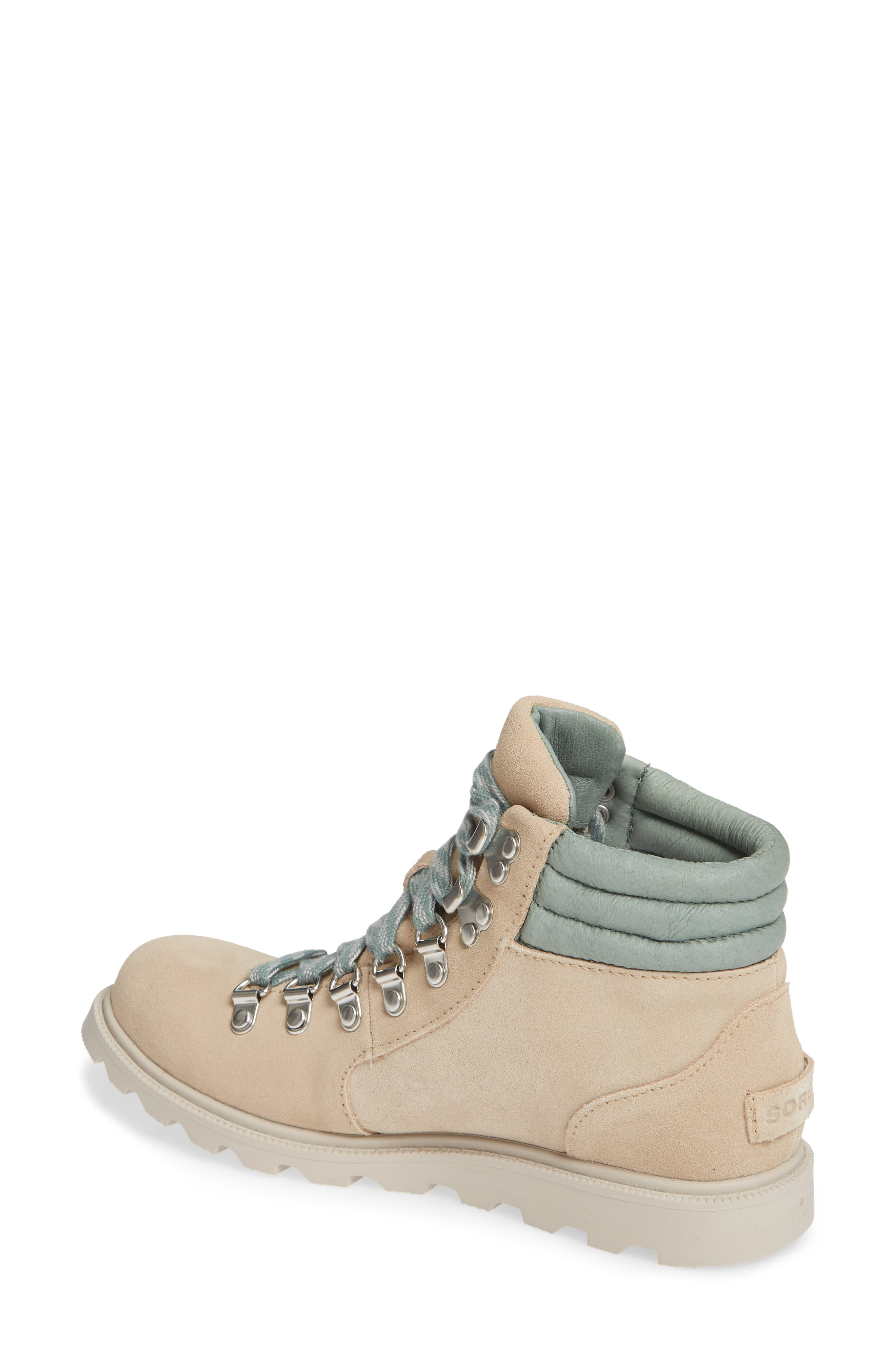 Ainsley Conquest Waterproof Boot,                             Alternate thumbnail 2, color,                             OATMEAL
