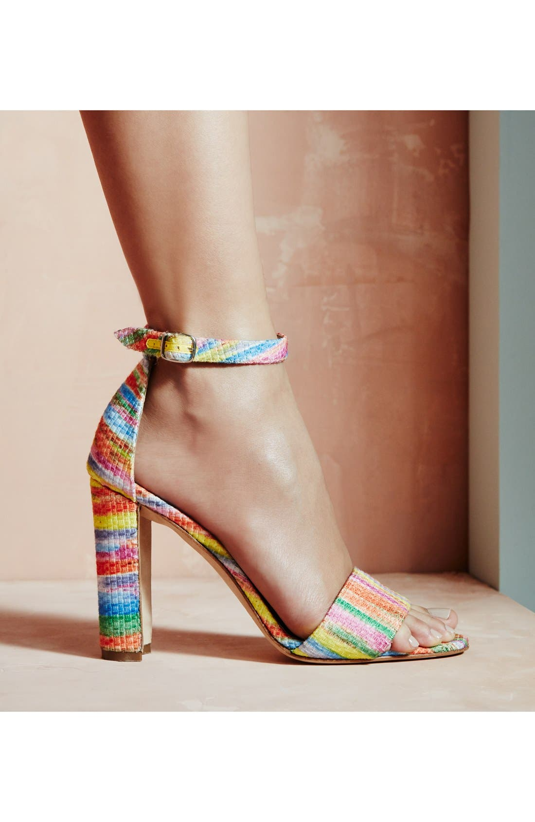 MANOLO BLAHNIK,                             'Lauratopri' Sandal,                             Alternate thumbnail 5, color,                             250