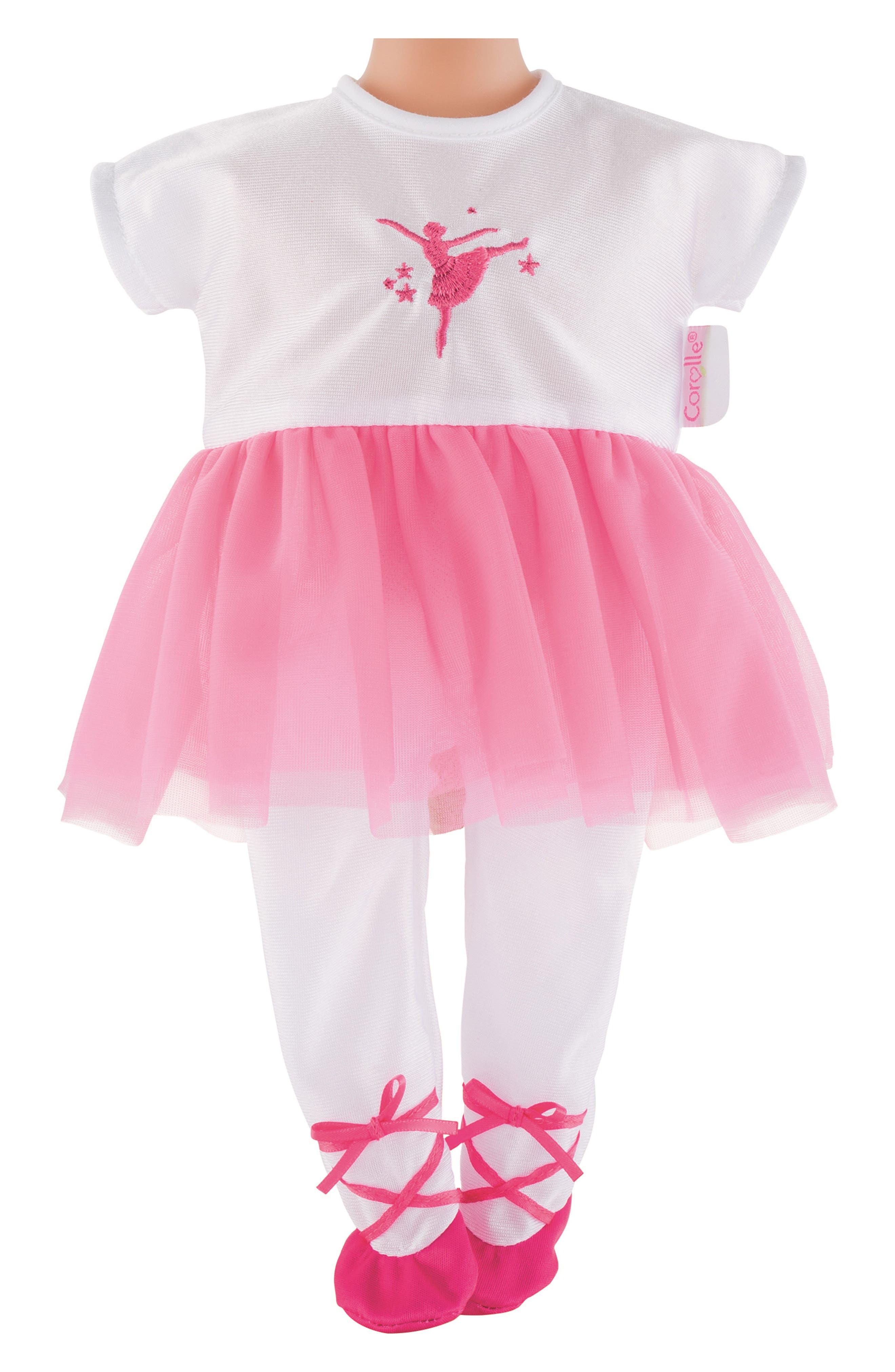 Ballerina Doll Costume,                         Main,                         color, 650