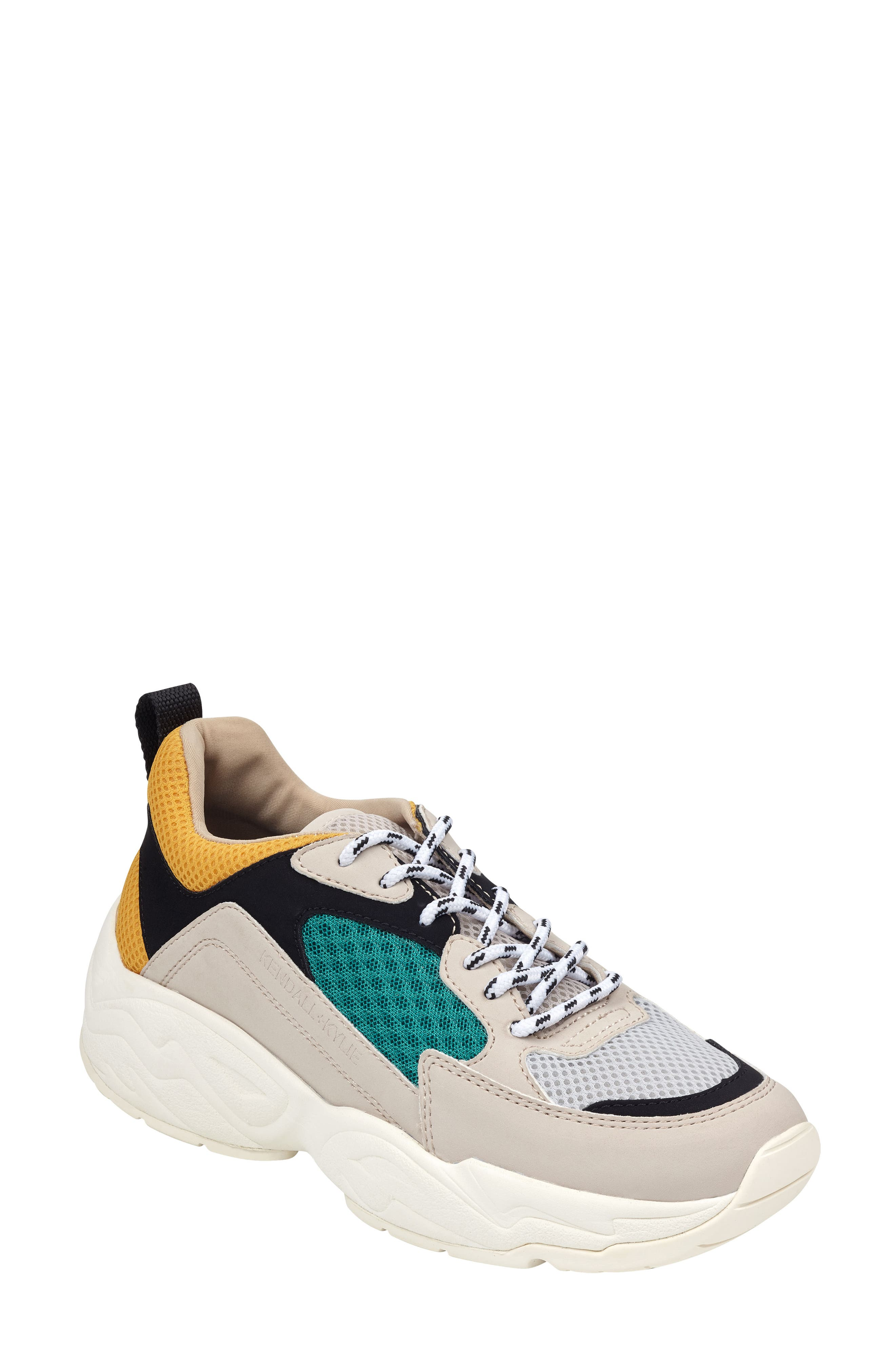KENDALL + KYLIE Dad Sneaker, Main, color, 250