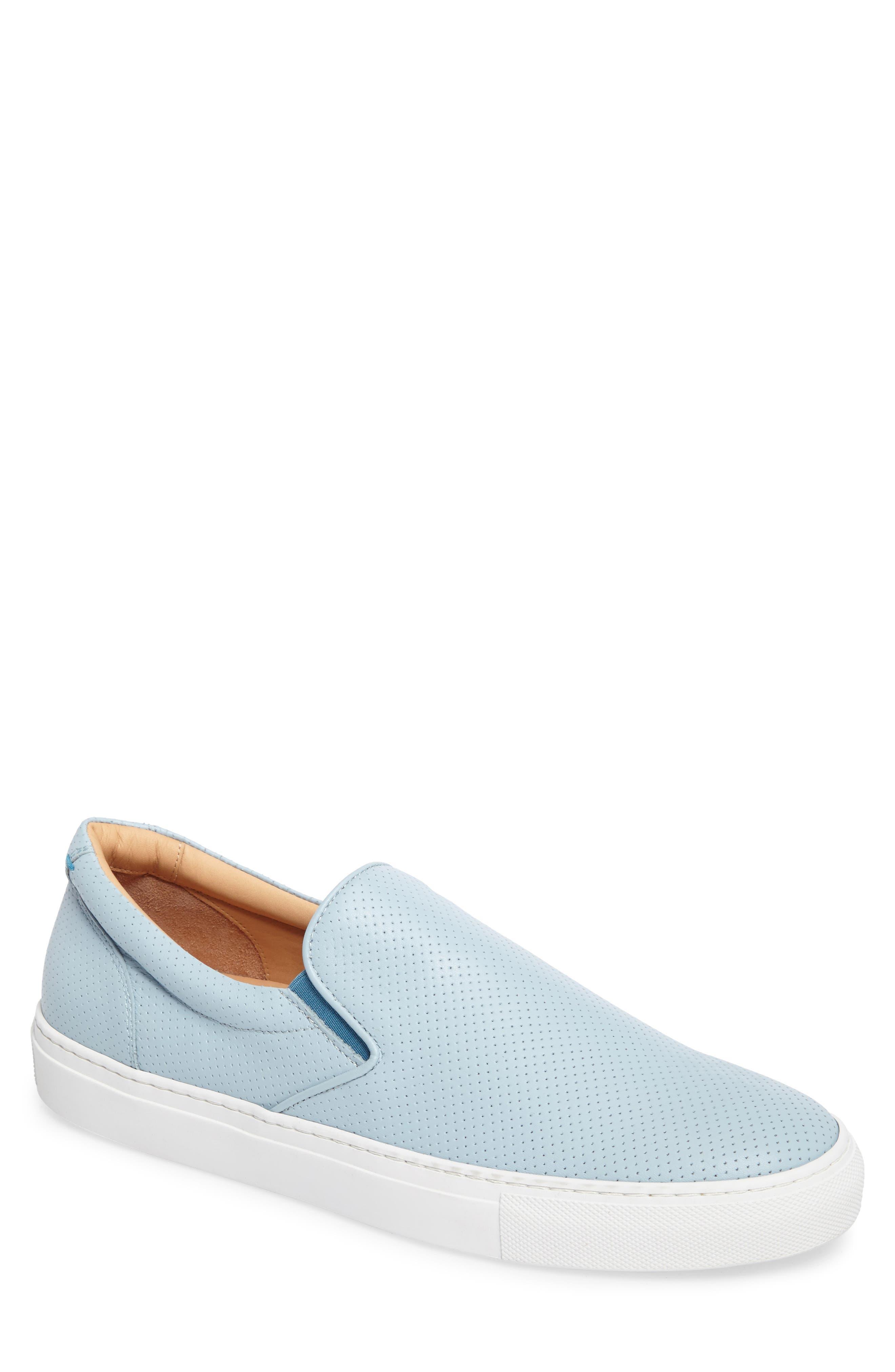 Greats Wooster Slip-On Sneaker, Blue