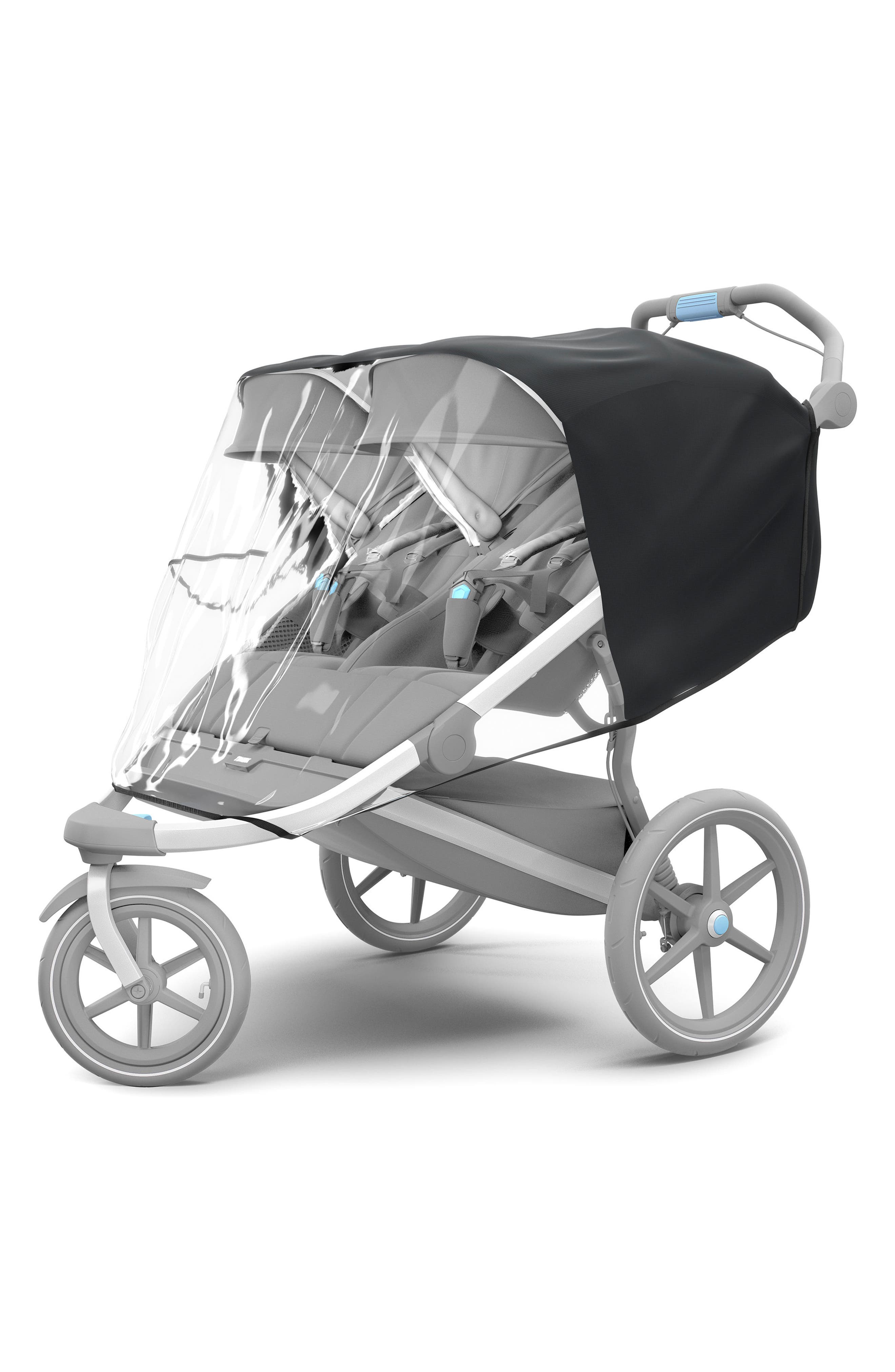 Urban Glide 2 Double Jogging Stroller On-the-Go Bundle,                             Alternate thumbnail 3, color,                             001