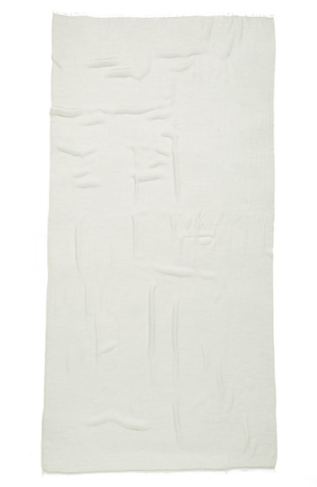 Modal Silk Blend Scarf,                             Alternate thumbnail 85, color,
