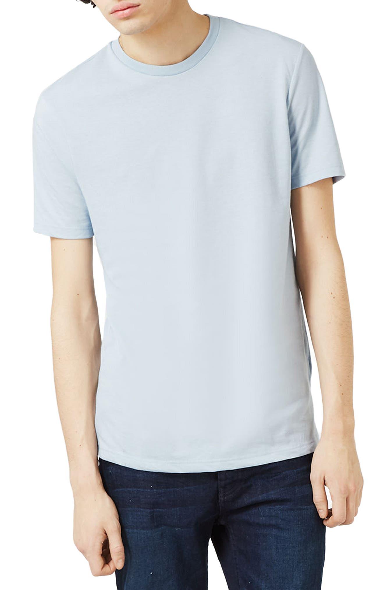 Slim Fit Crewneck T-Shirt,                             Main thumbnail 72, color,