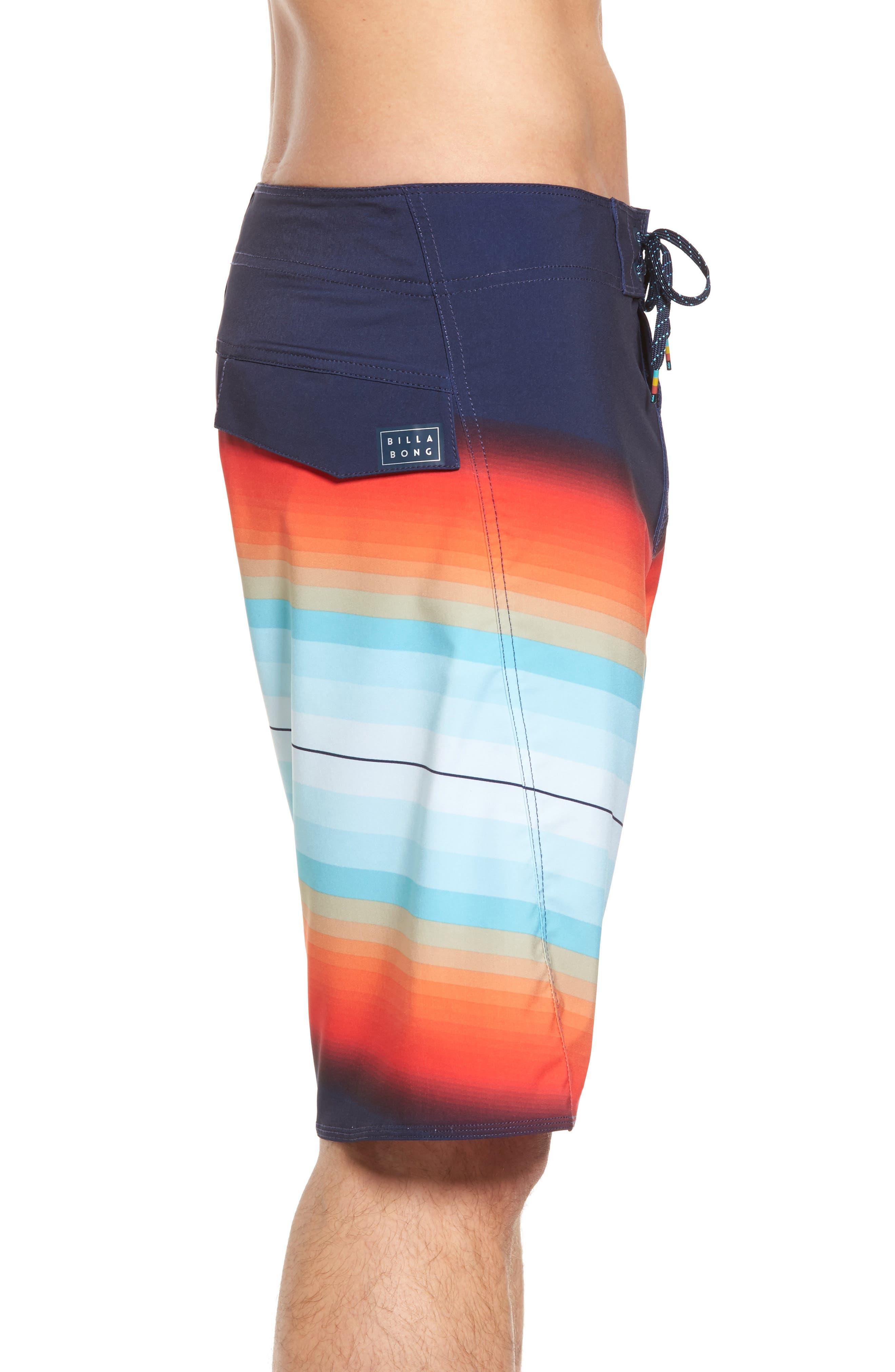 Fluid X Board Shorts,                             Alternate thumbnail 9, color,