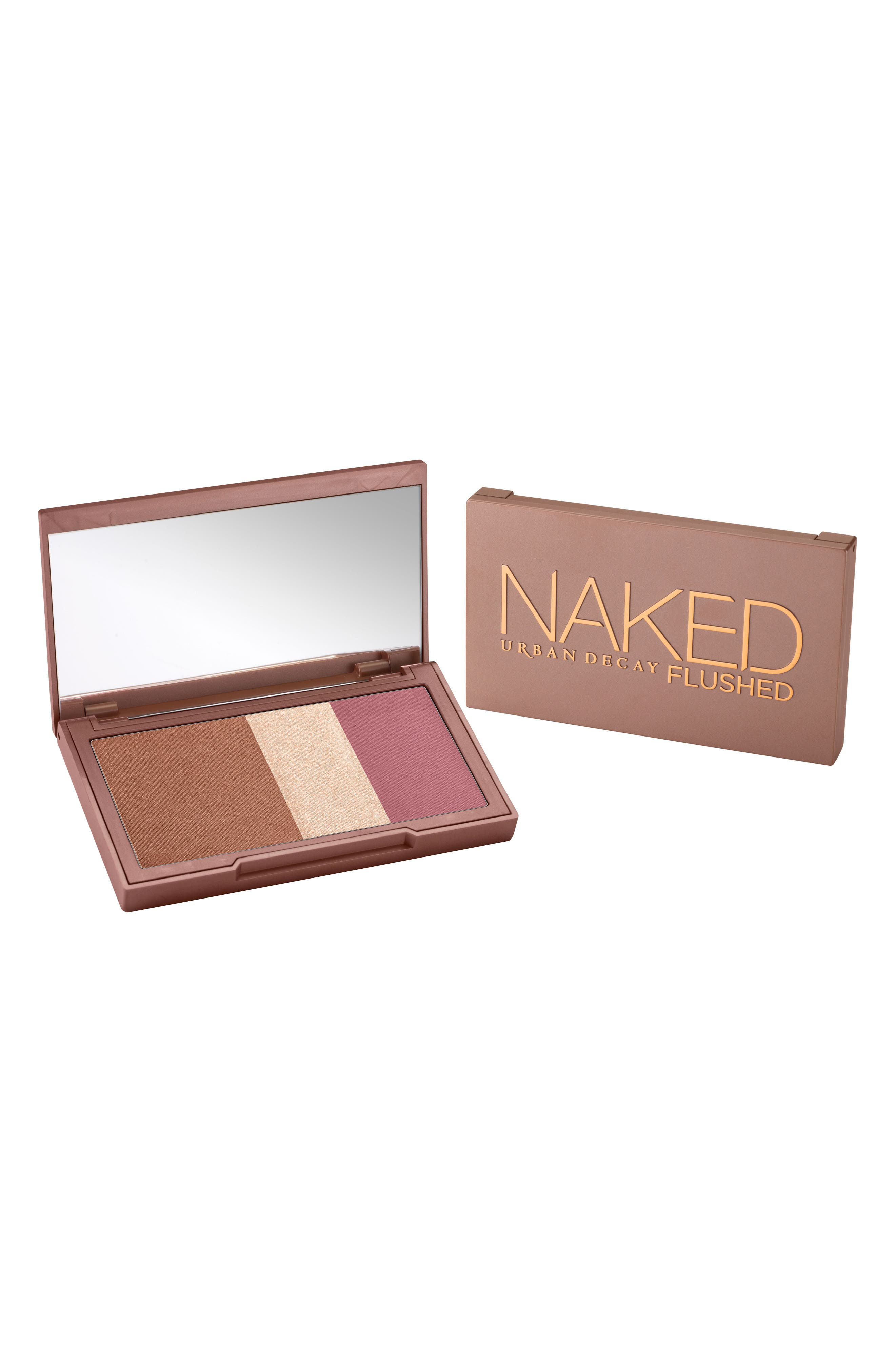Naked Flushed Bronzer, Highlighter & Blush Palette,                             Alternate thumbnail 2, color,                             SESSO