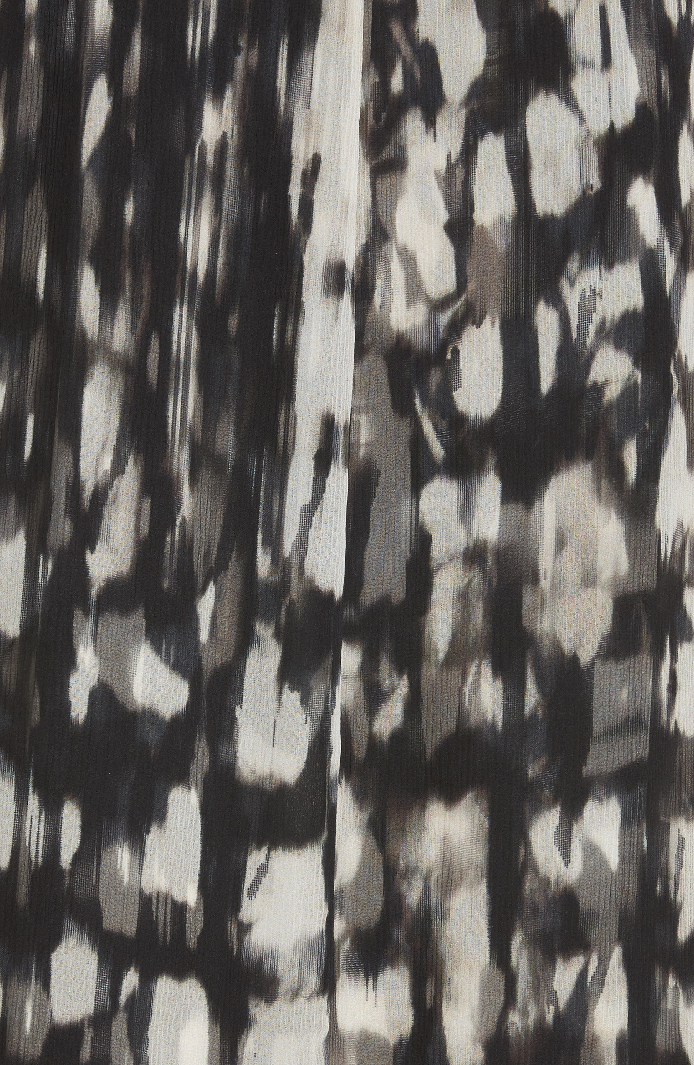Double Layer Silk Slipdress,                             Alternate thumbnail 5, color,                             005