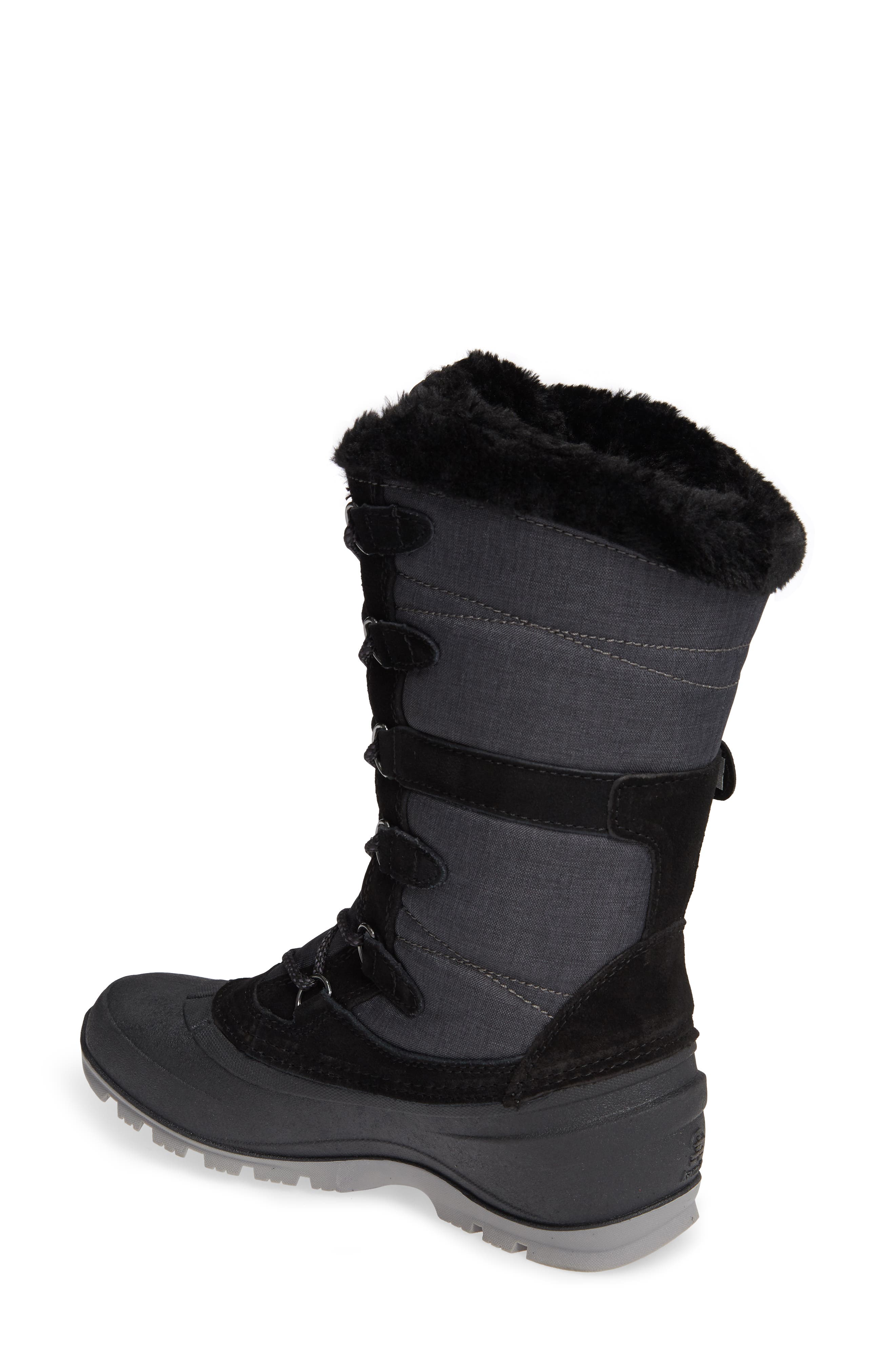 Snovalley2 Waterproof Thinsulate<sup>®</sup>-Insulated Snow Boot,                             Alternate thumbnail 2, color,                             BLACK