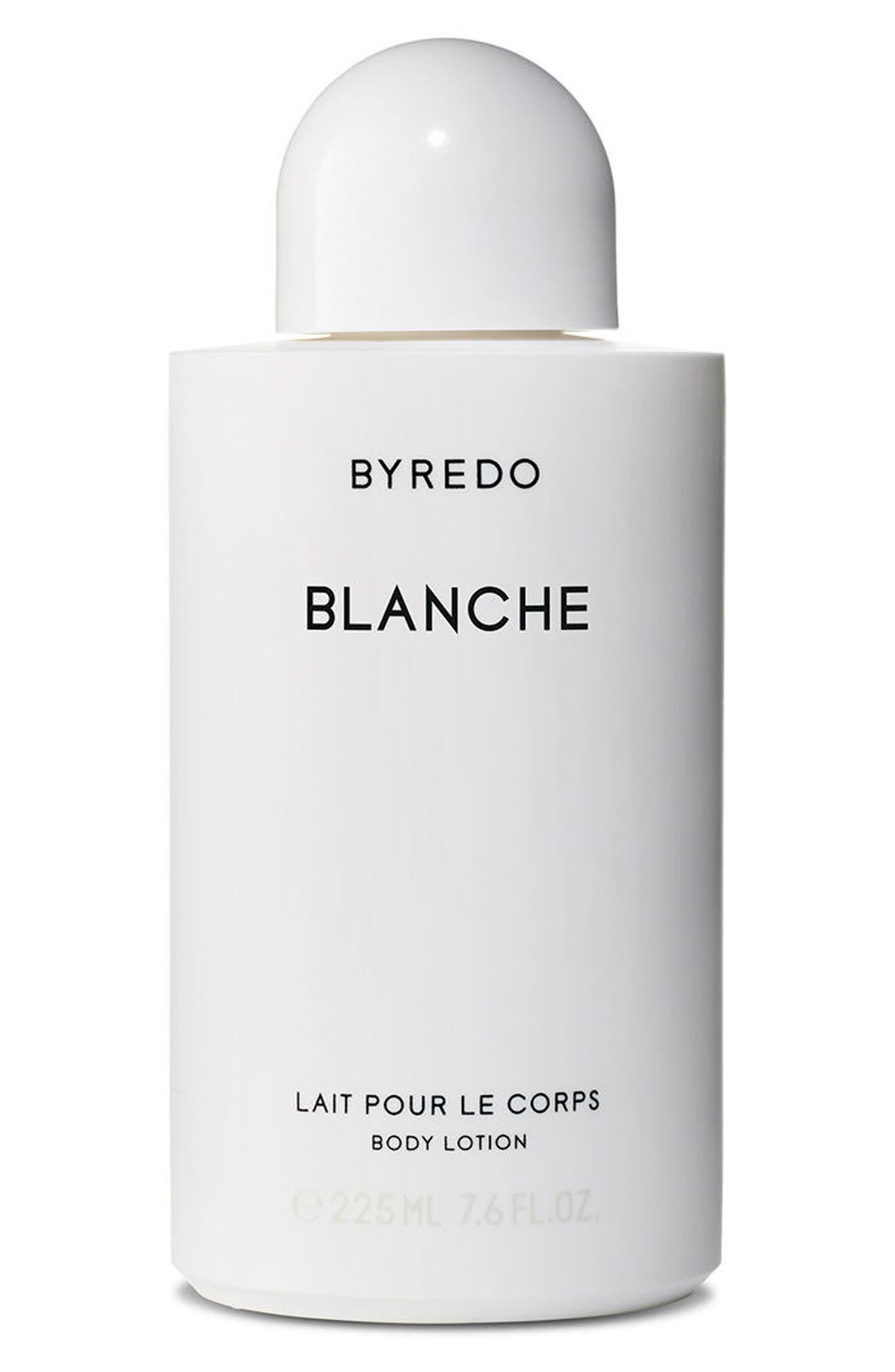 Blanche Body Lotion,                             Main thumbnail 1, color,                             NO COLOR