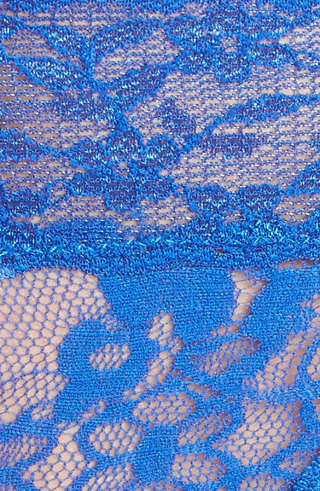 Lace Waist Thong,                             Alternate thumbnail 26, color,