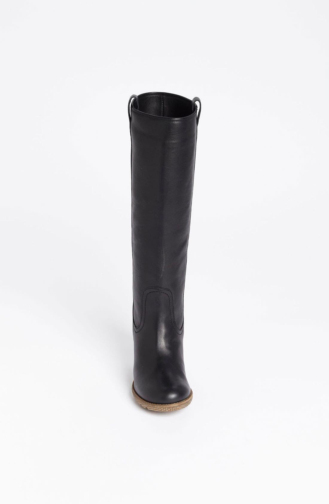 'Heroick' Boot,                             Alternate thumbnail 4, color,                             001