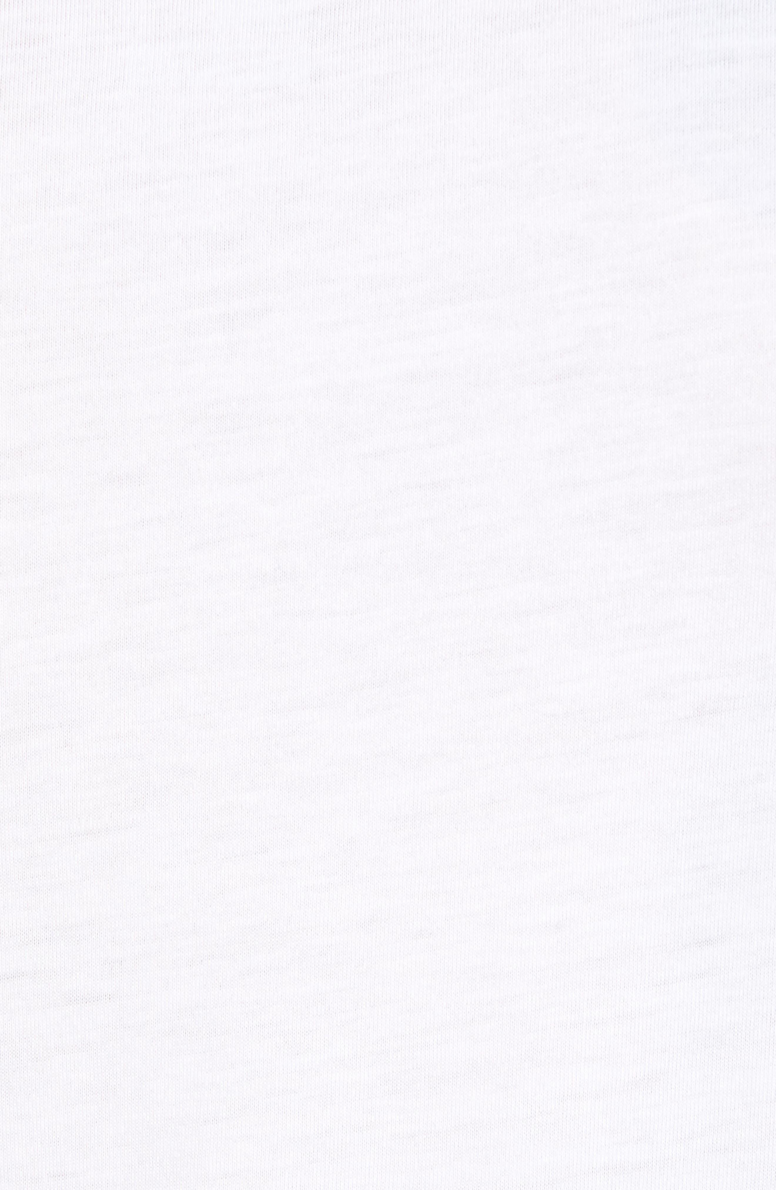 'Ace Sportswear Logo' Graphic Tank,                             Alternate thumbnail 5, color,                             WHITE/ BLACK/ UNIVERSITY RED
