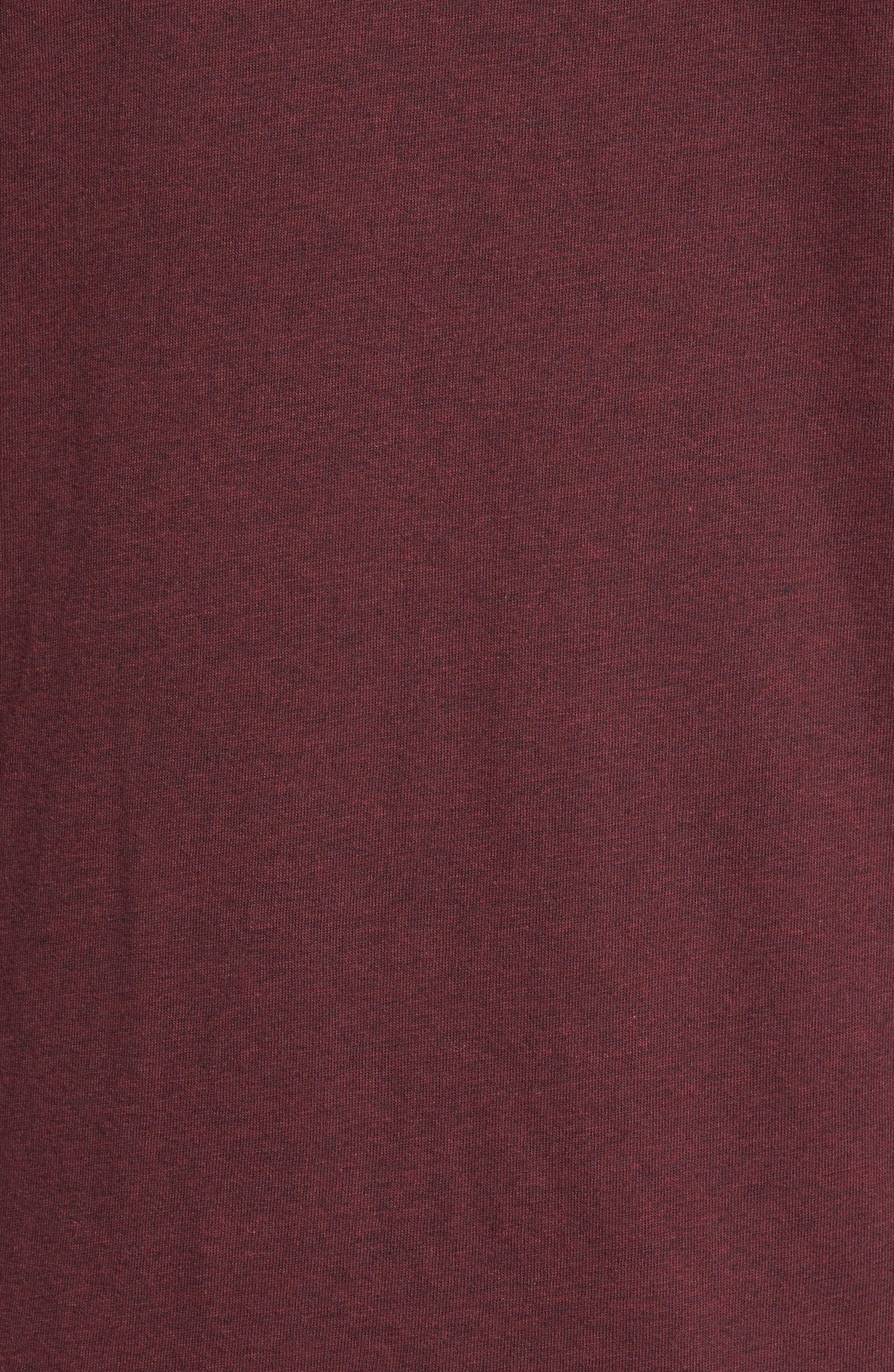 Reversible Hooded Jersey T-Shirt,                             Alternate thumbnail 21, color,