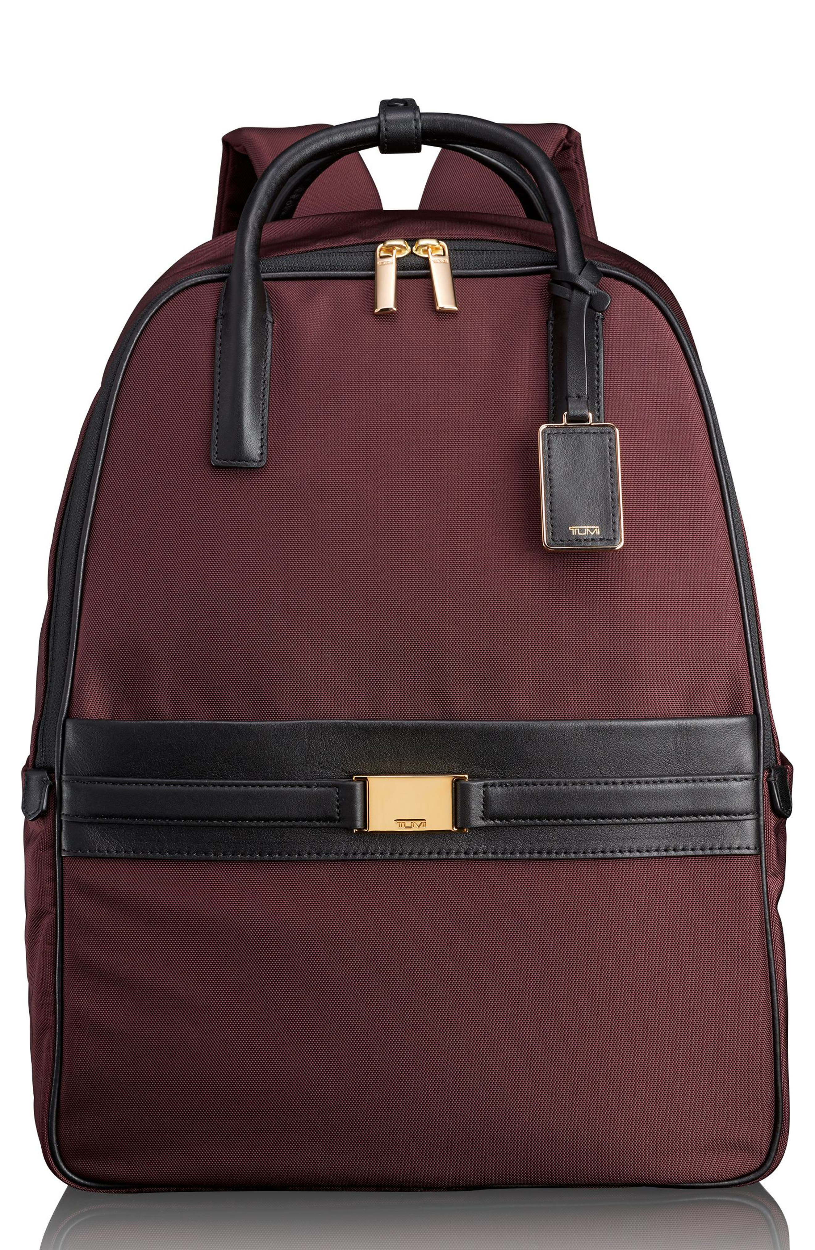 Larkin - Paterson Convertible Nylon Backpack,                             Main thumbnail 1, color,