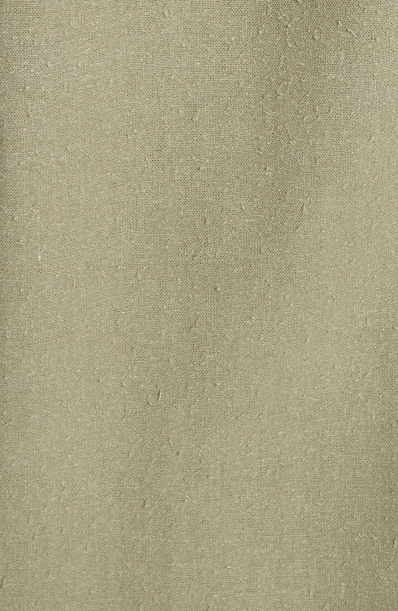Classic Silk Woven Shirt,                             Alternate thumbnail 5, color,                             330