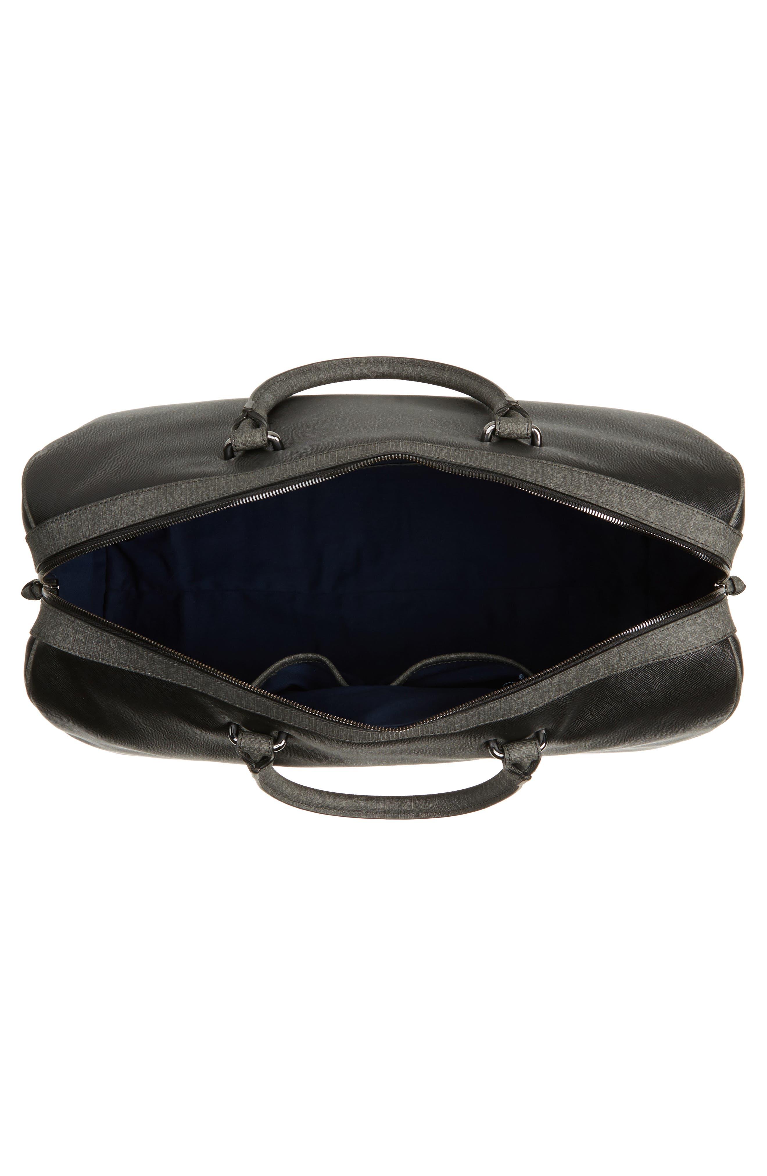 Claws Duffel Bag,                             Alternate thumbnail 4, color,                             001