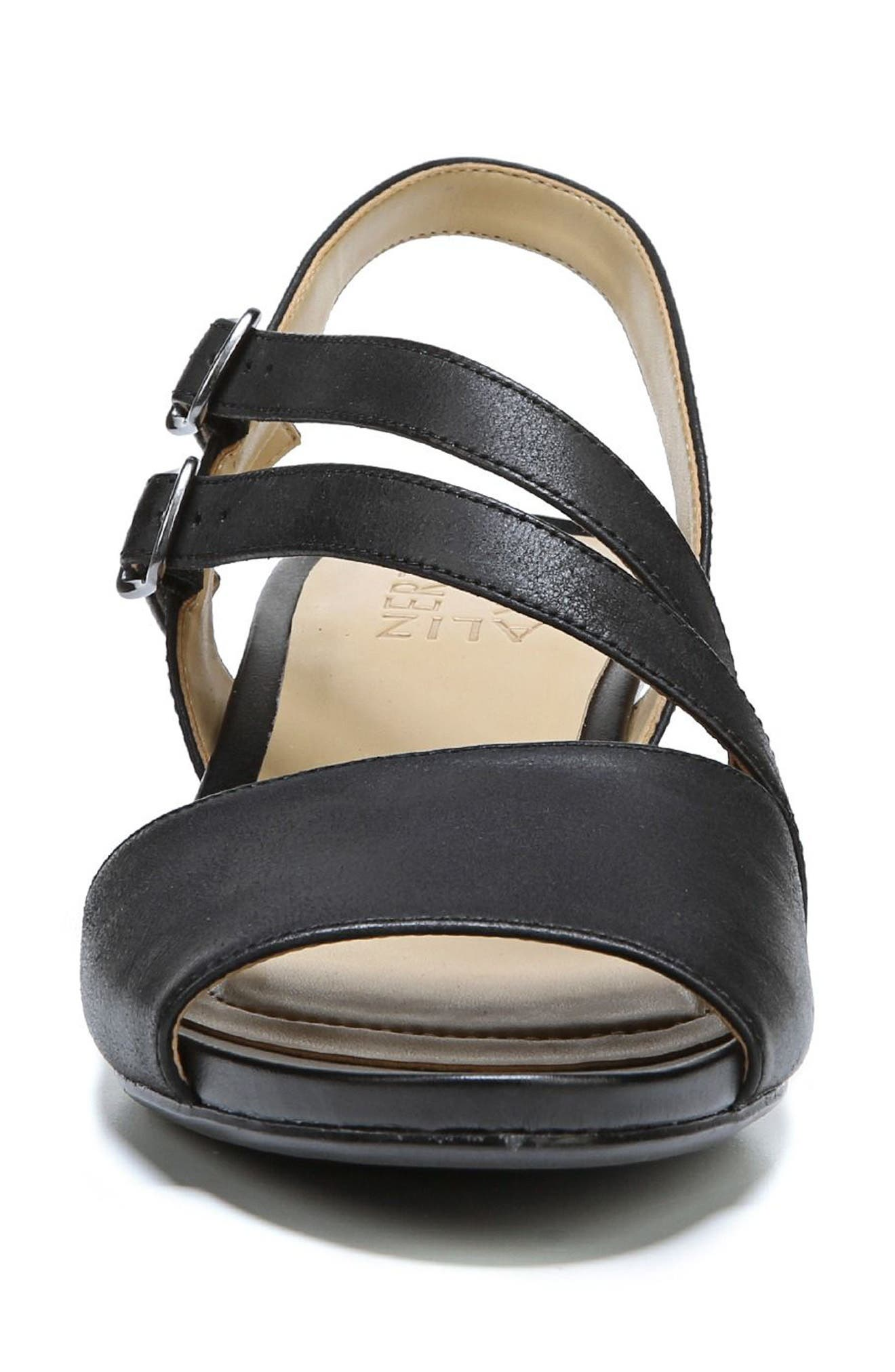 Gigi Sandal,                             Alternate thumbnail 4, color,                             002