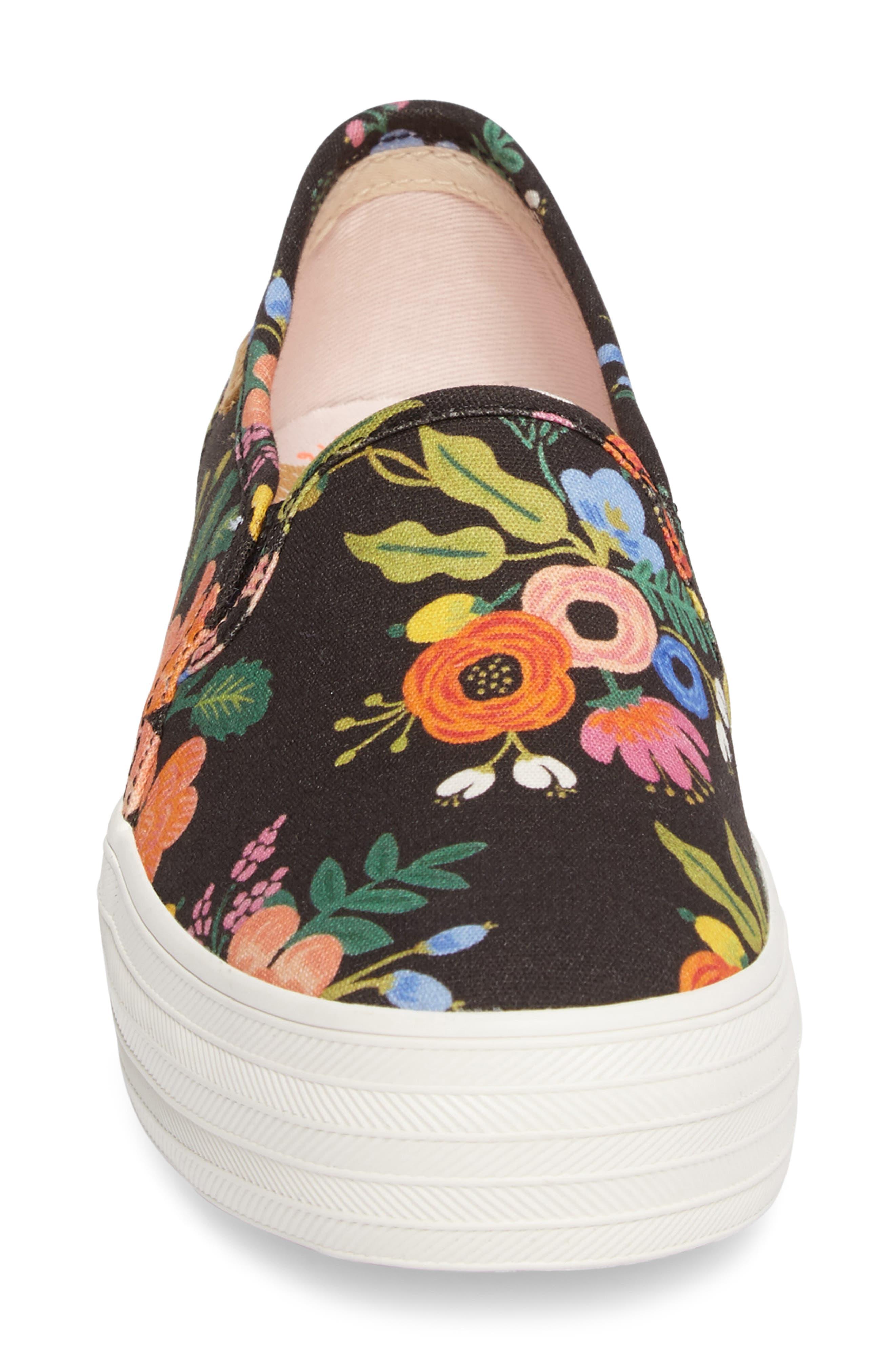 Triple Decker Slip-On Platform Sneaker,                             Alternate thumbnail 29, color,