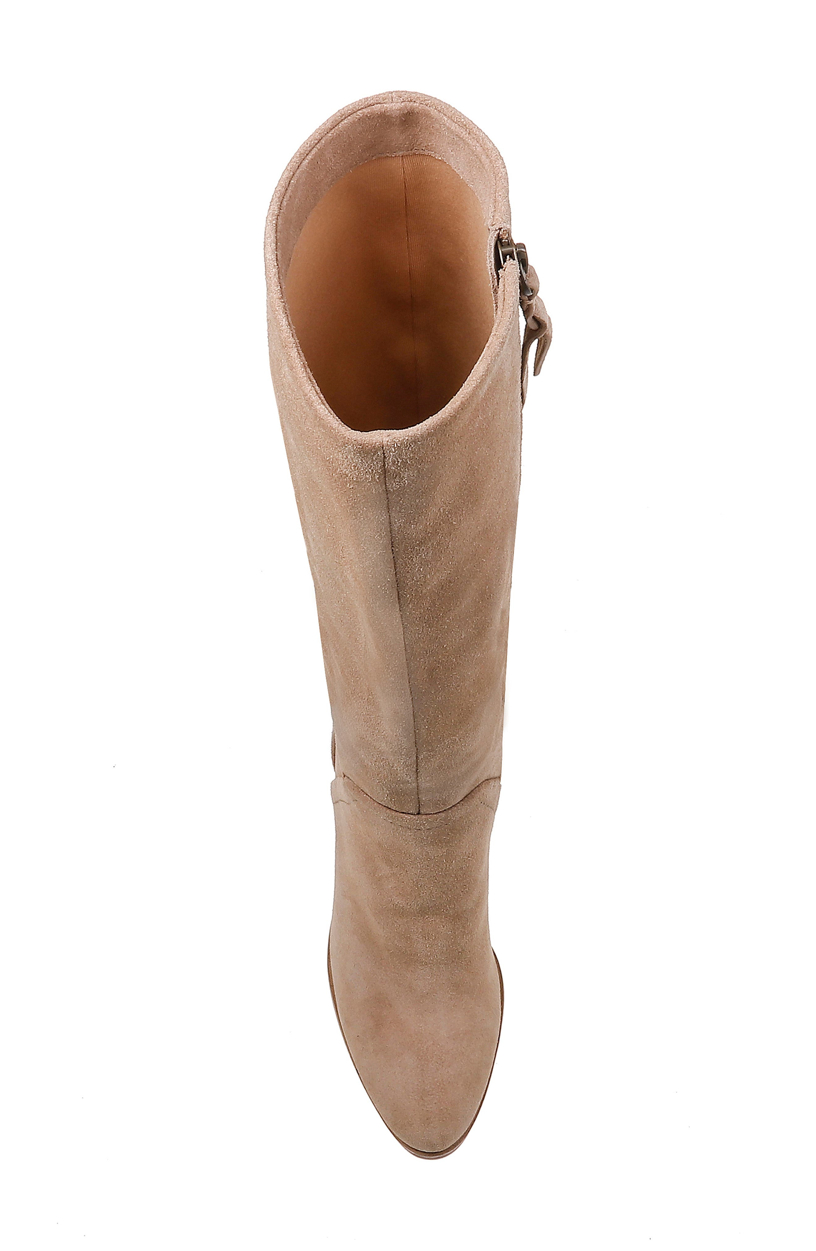 Chester Boot,                             Alternate thumbnail 5, color,                             OAT SUEDE