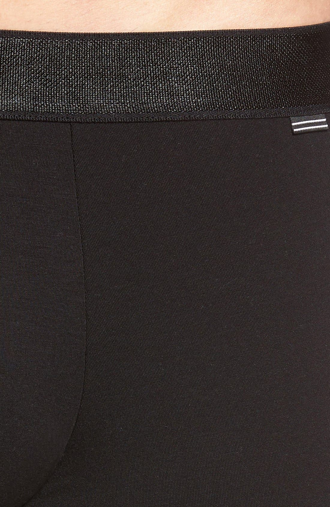 Micromodal Trunks,                             Alternate thumbnail 4, color,                             001