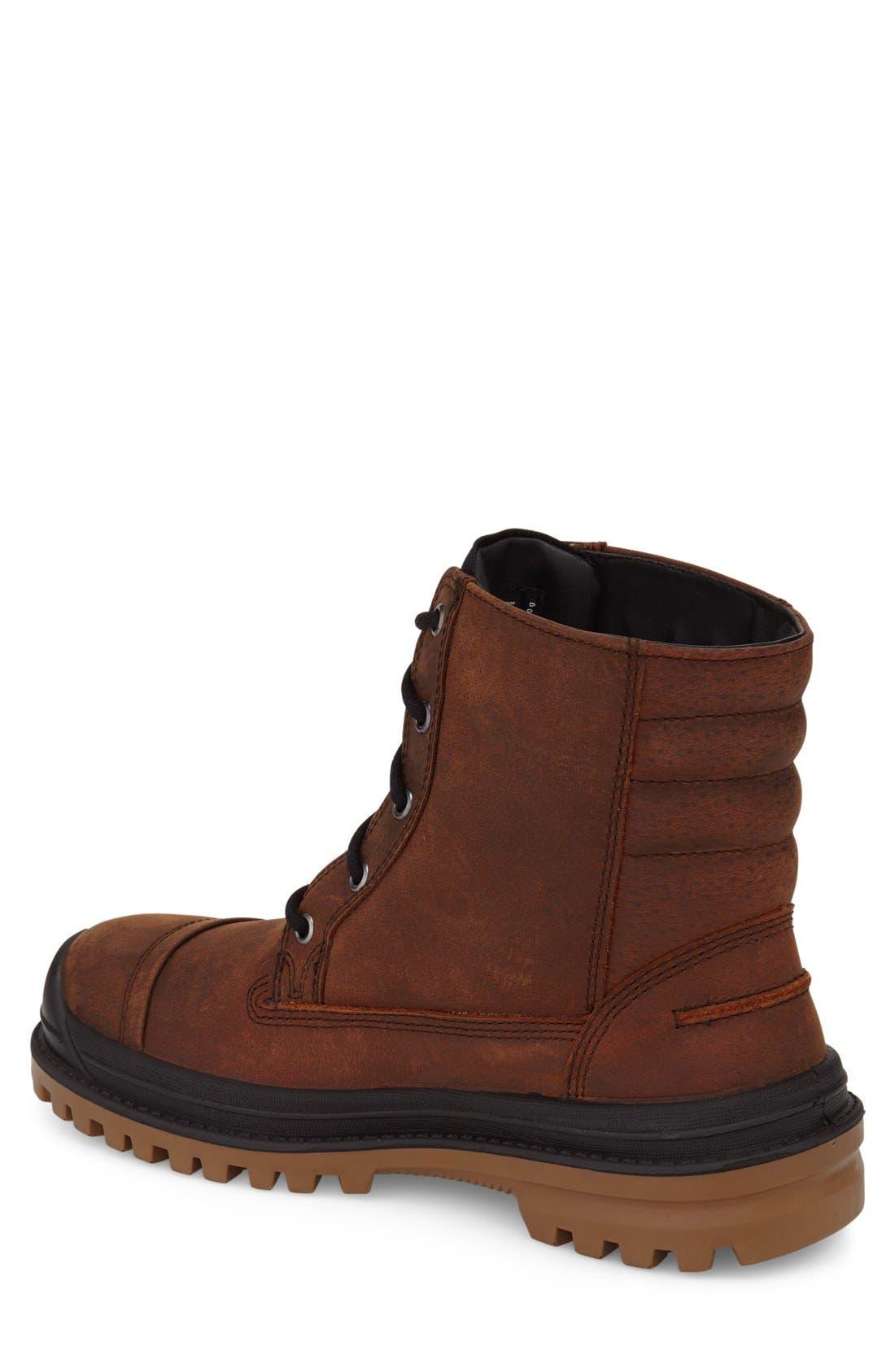 Griffon Waterproof Boot,                             Alternate thumbnail 6, color,