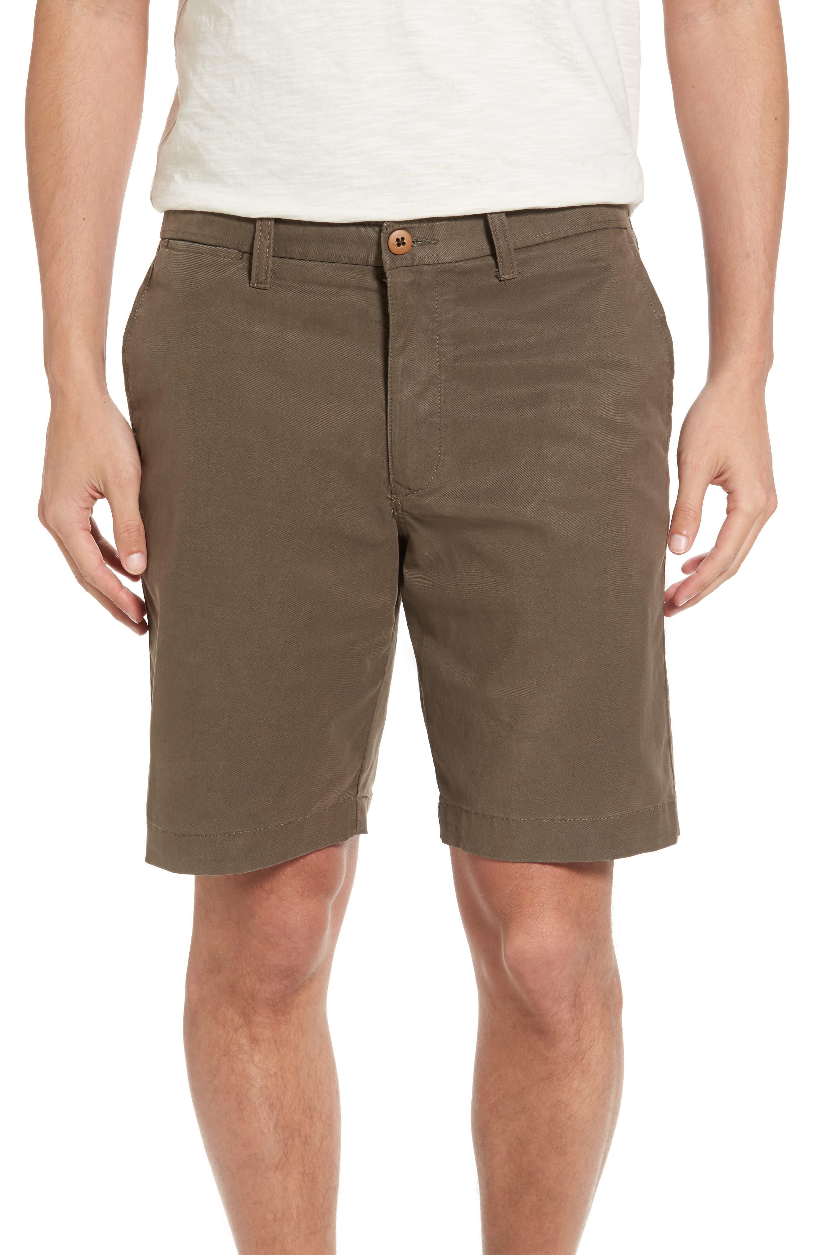 'Offshore' Flat Front Shorts,                             Main thumbnail 4, color,