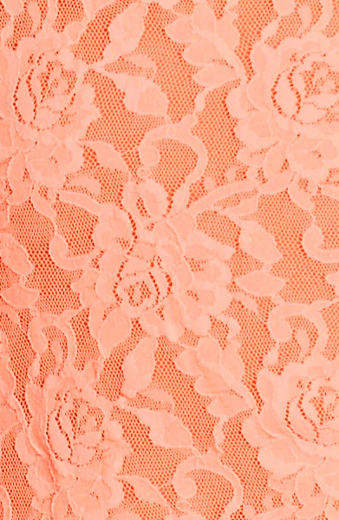 'Signature Lace' Boyshorts,                             Alternate thumbnail 492, color,
