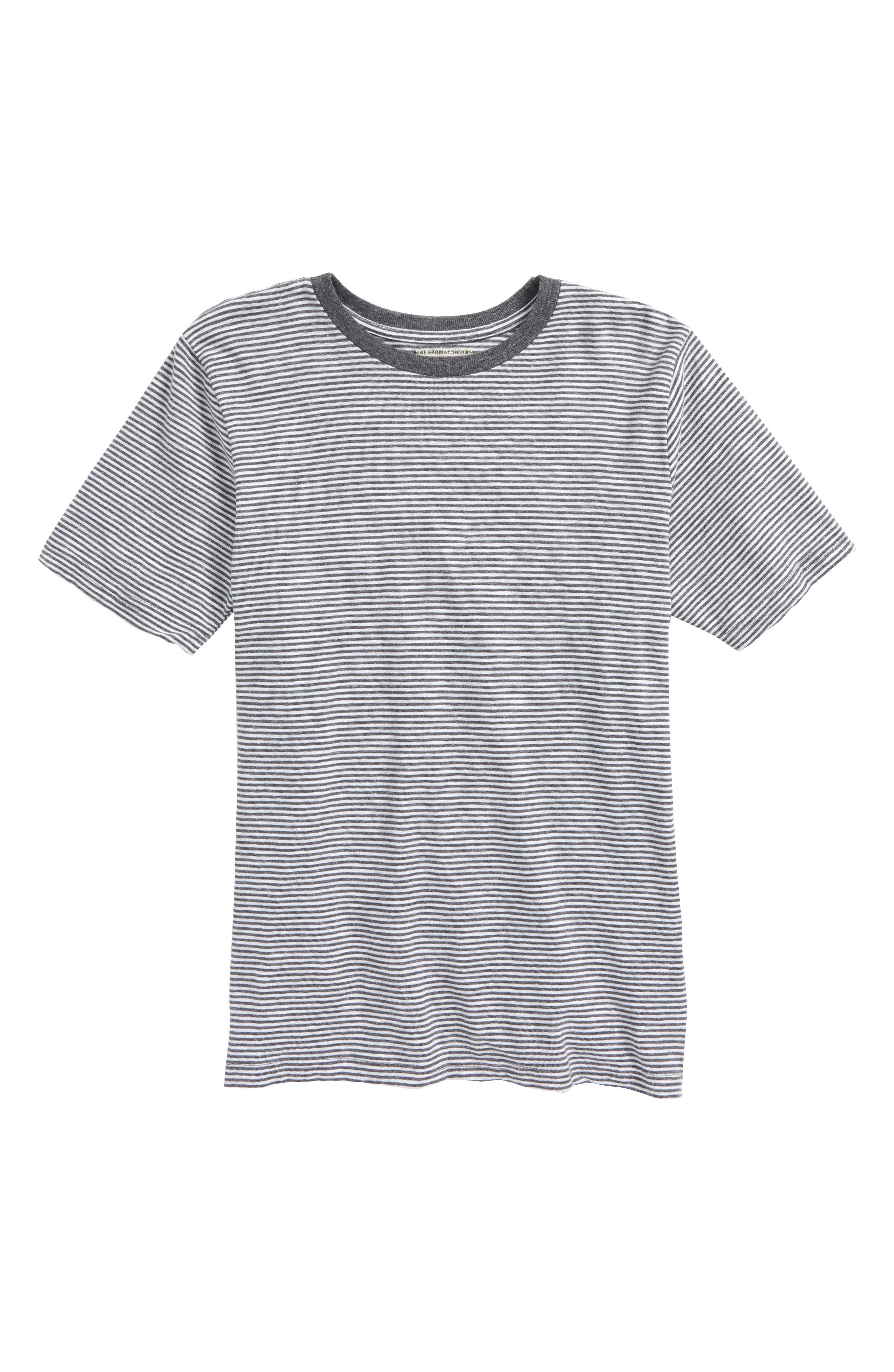 Stripe T-Shirt,                             Main thumbnail 1, color,