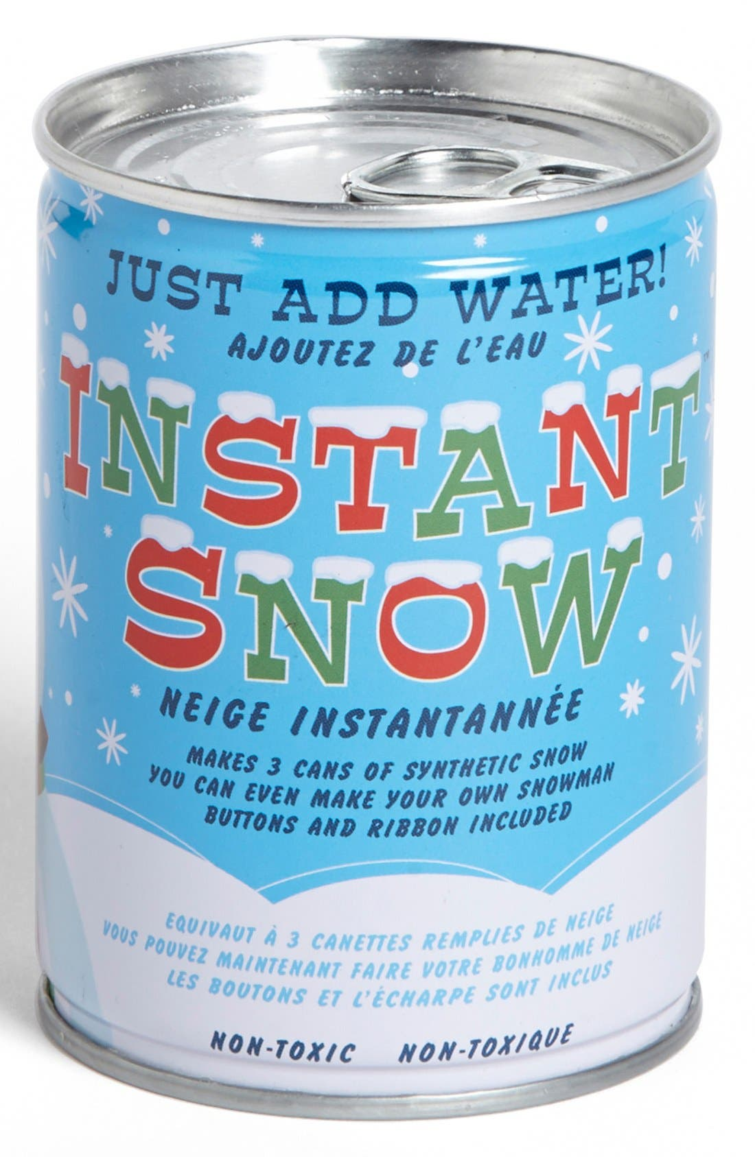 'Snow in a Can' Instant Snow, Main, color, 040