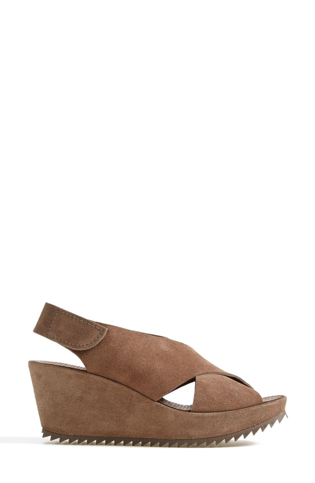 'Federica' Wedge Sandal,                             Alternate thumbnail 8, color,