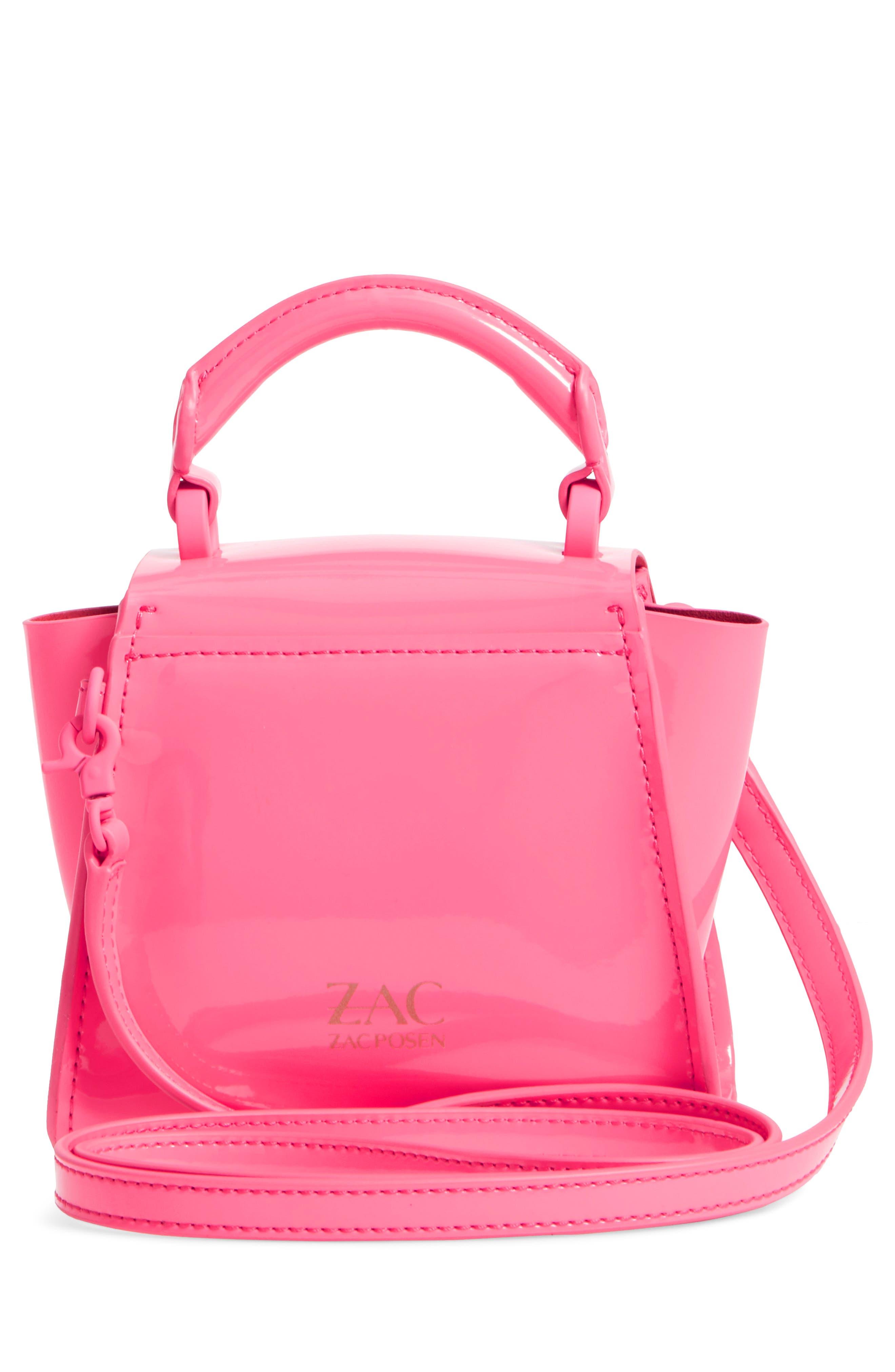 Eartha Iconic Patent Leather Mini Bag,                             Alternate thumbnail 3, color,                             650