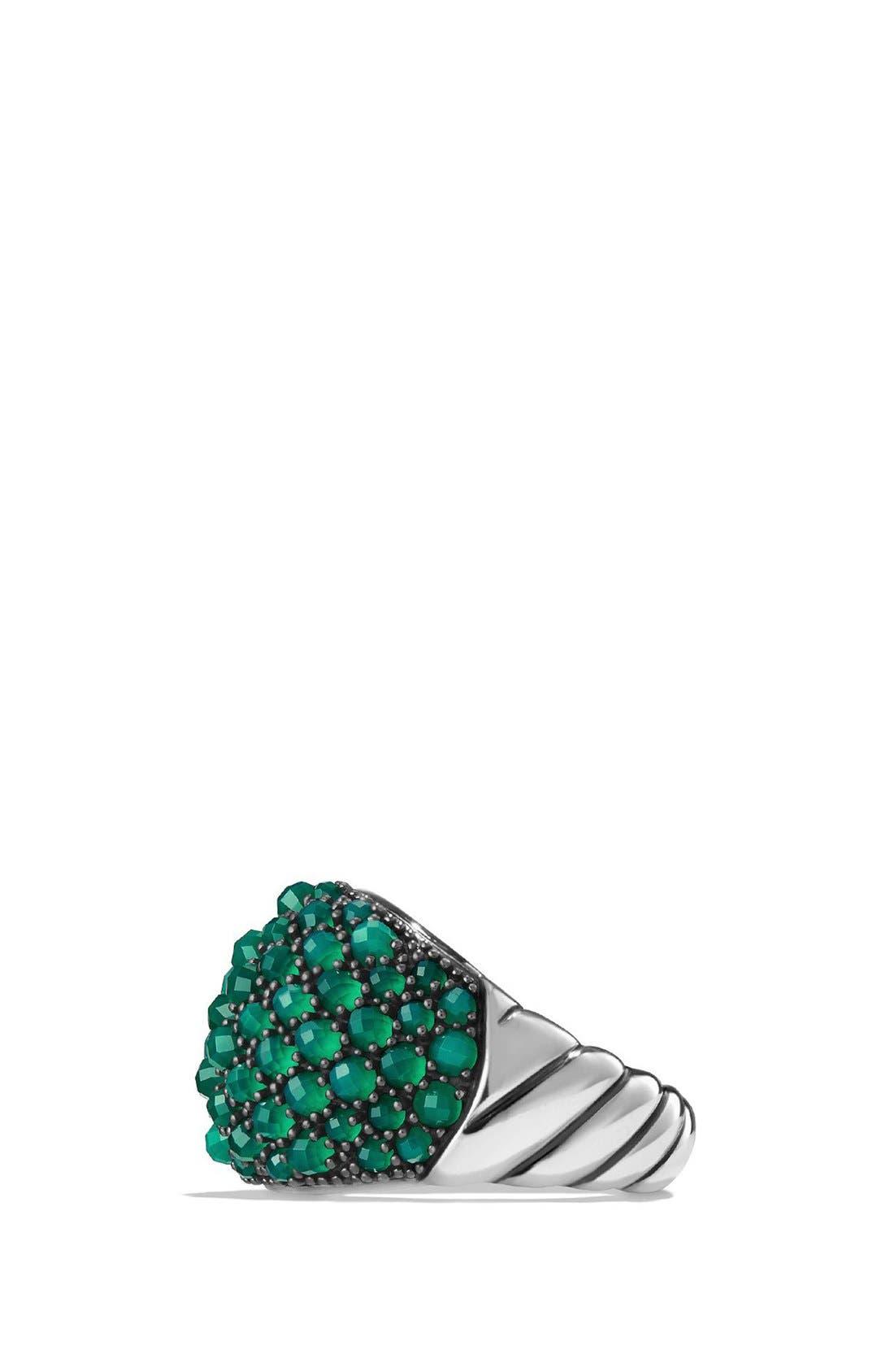 DAVID YURMAN,                             Cable Berries Dome Ring,                             Alternate thumbnail 3, color,                             300