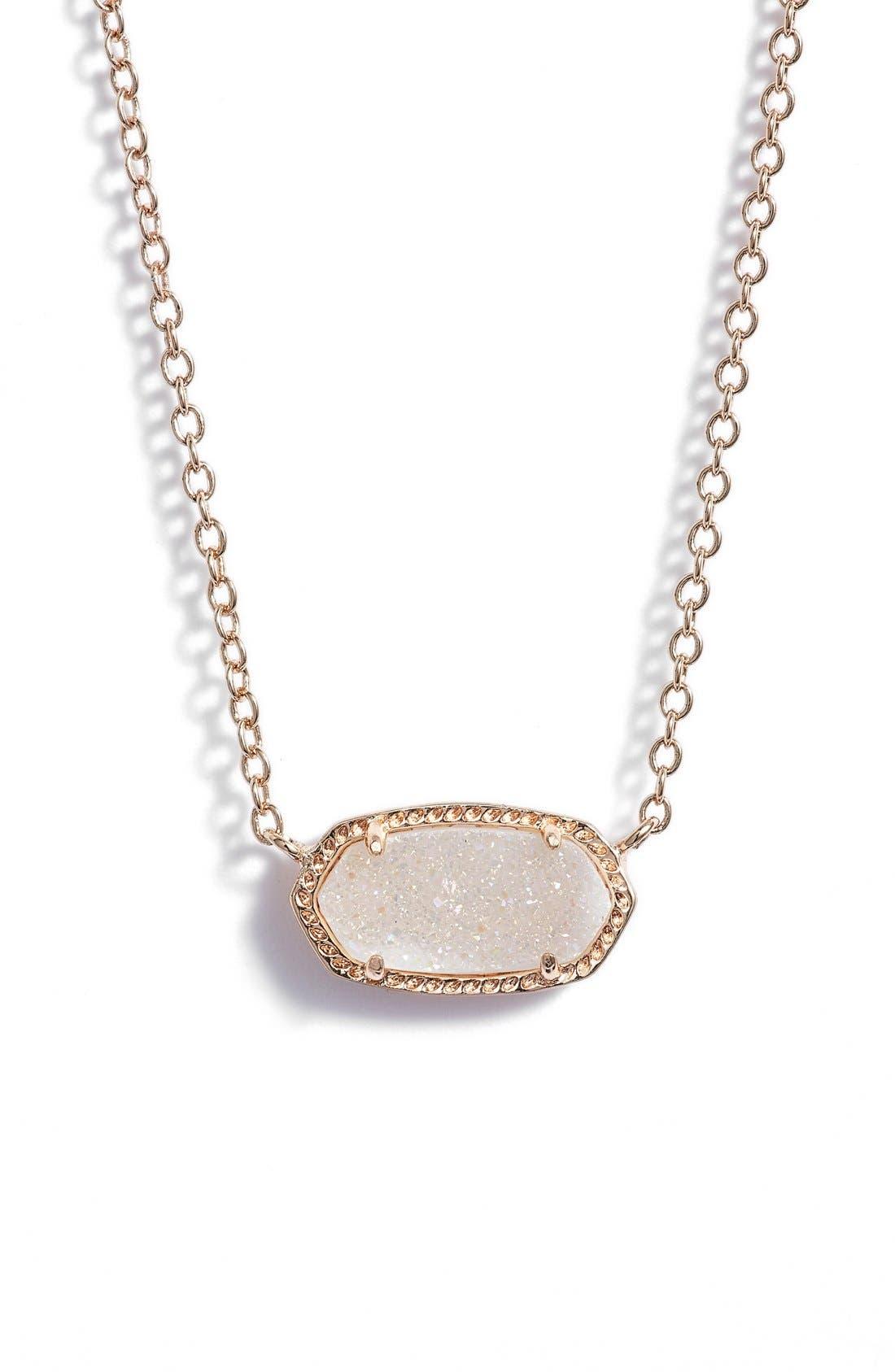 'Elisa' Pendant Necklace,                             Main thumbnail 40, color,