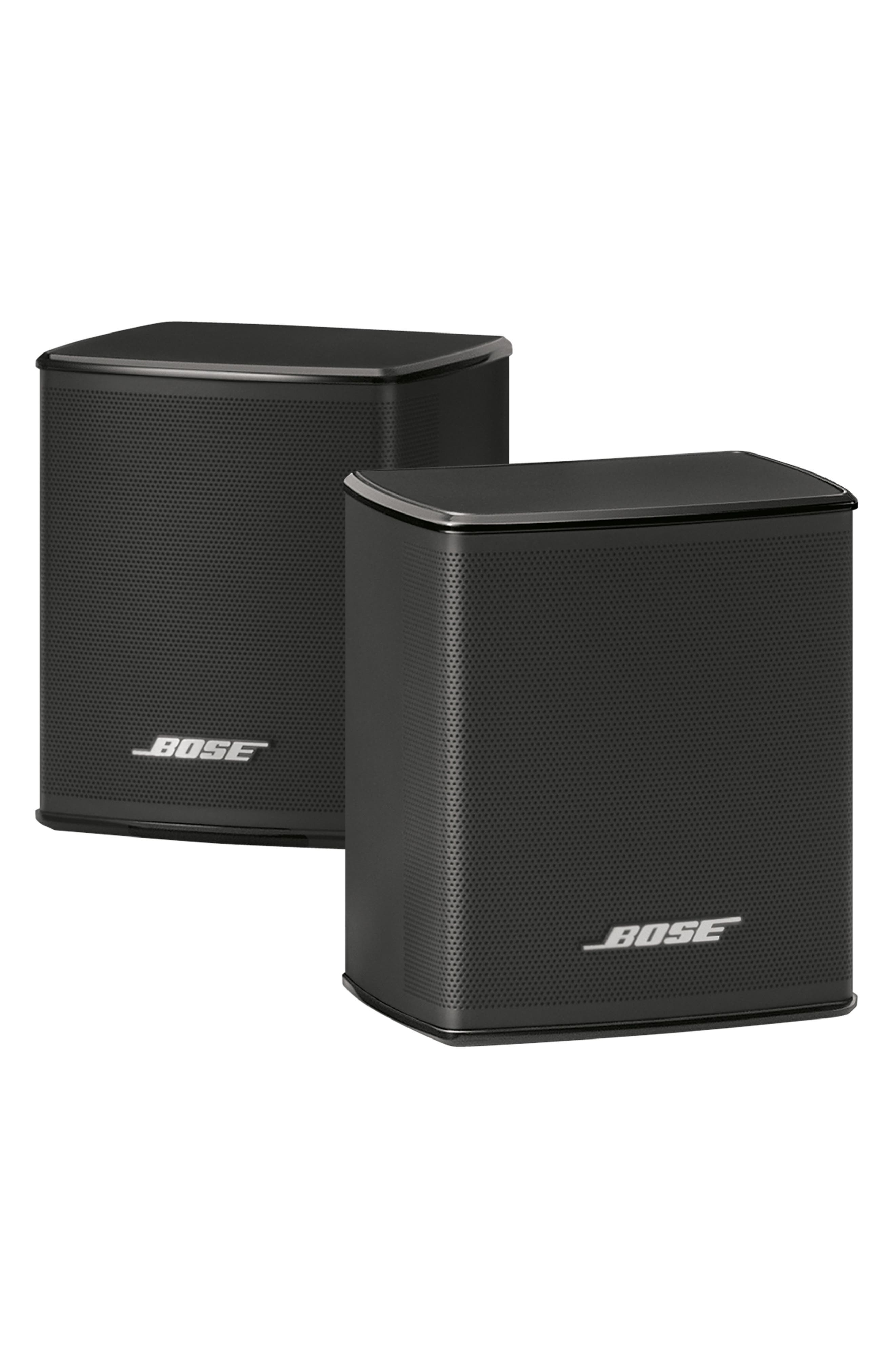 BOSE<SUP>®</SUP>,                             Surround Wireless Speakers,                             Alternate thumbnail 2, color,                             BLACK