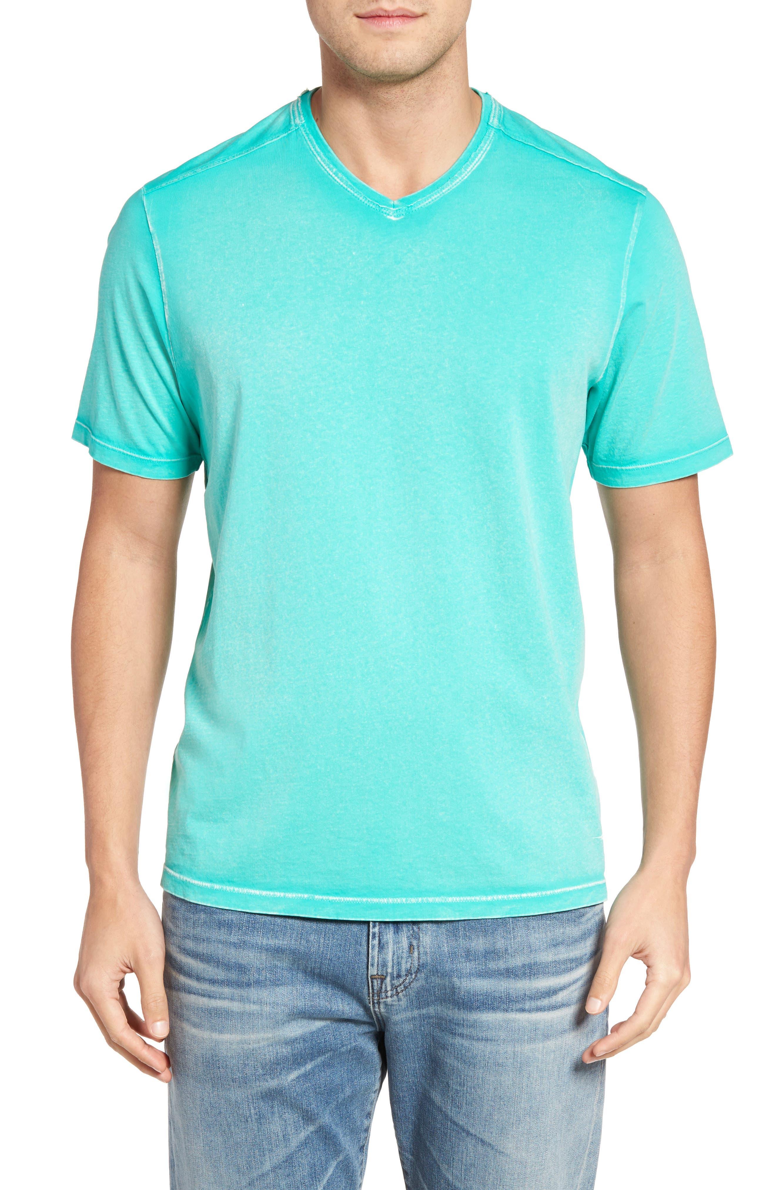 'Kahuna' V-Neck T-Shirt,                             Main thumbnail 7, color,