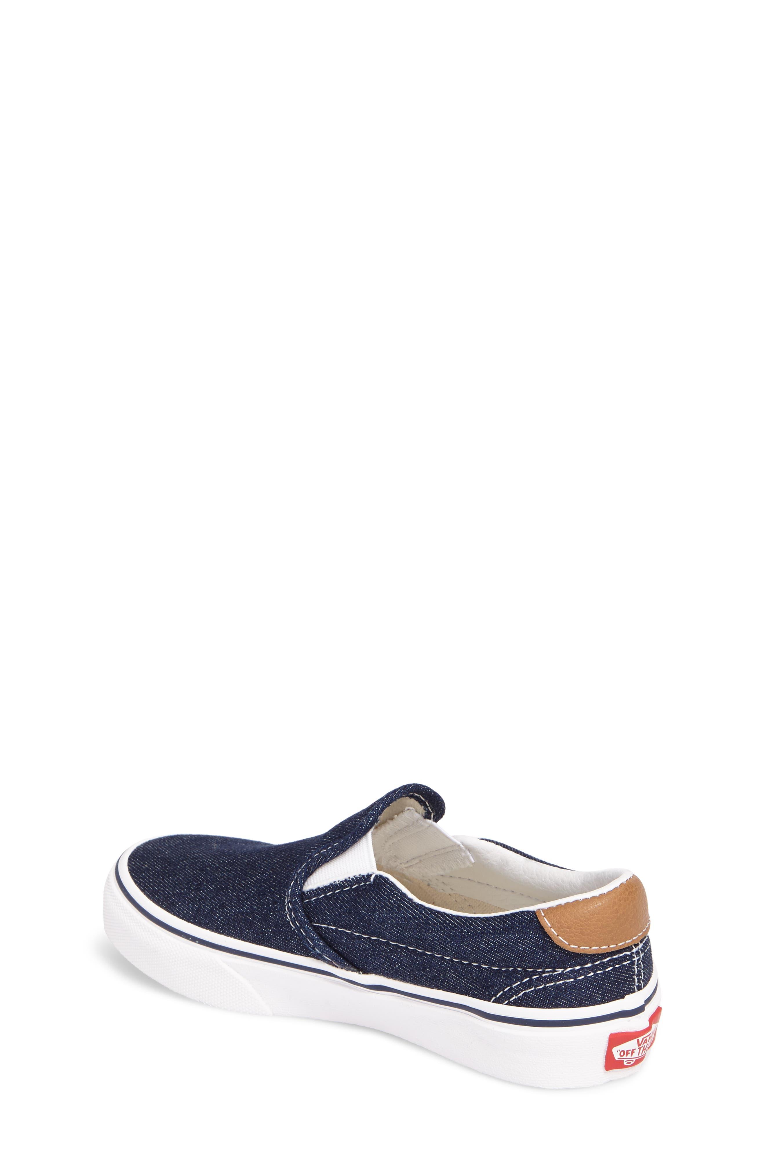 Denim C&L Slip-On 59 Sneaker,                             Alternate thumbnail 2, color,                             420