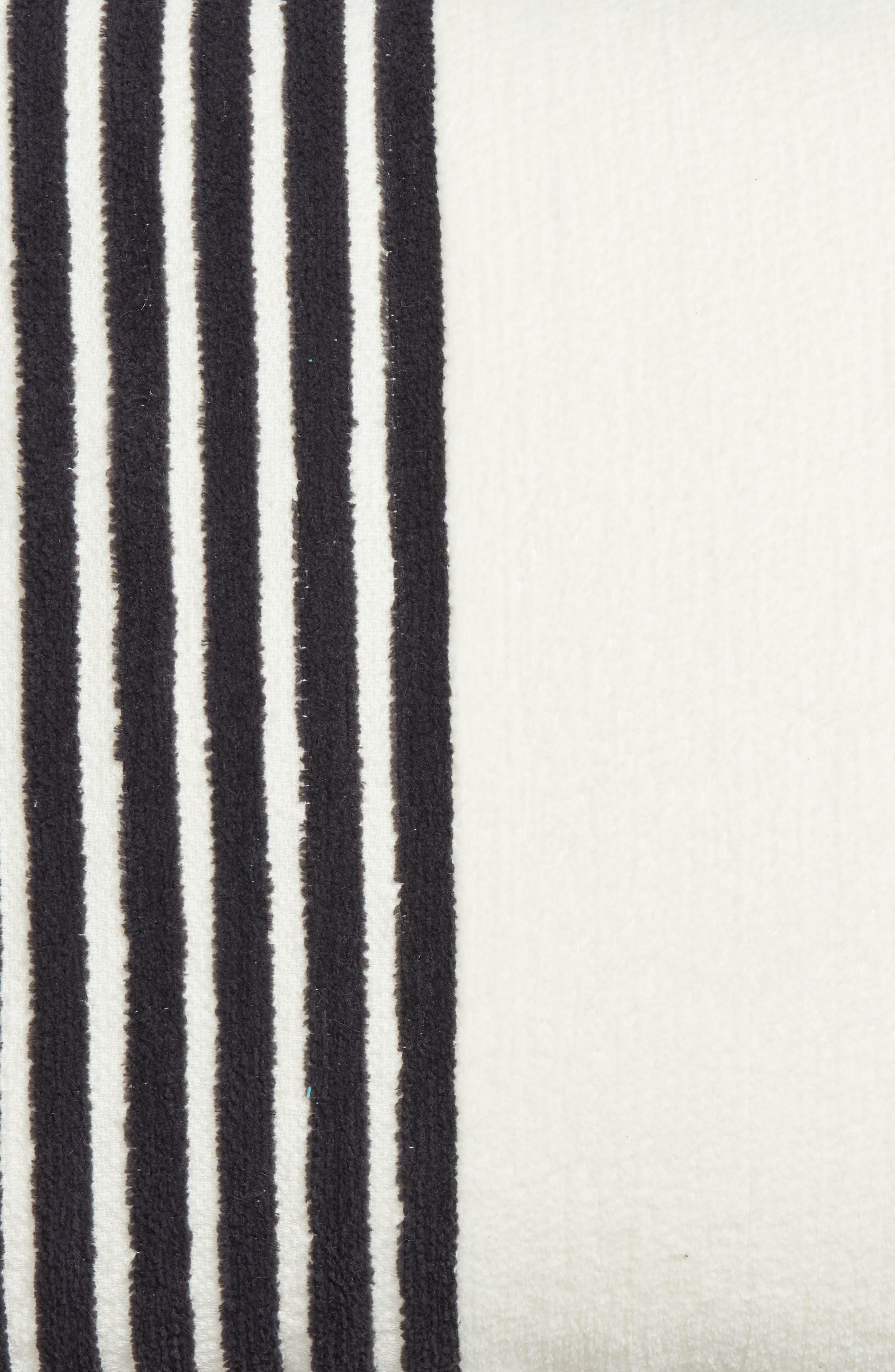 Hammam Stripe Accent Pillow,                             Alternate thumbnail 9, color,
