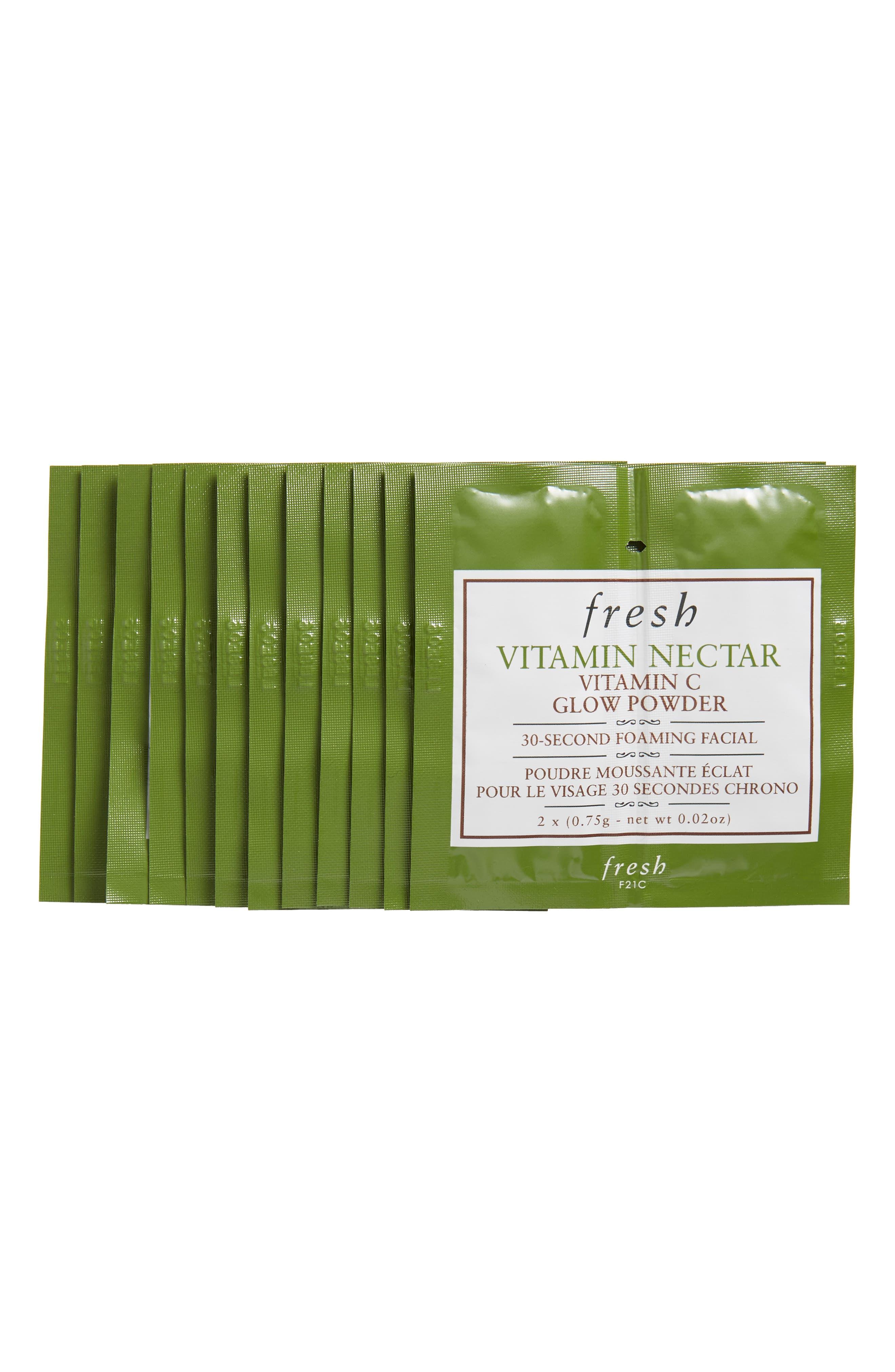Vitamin Nectar Glow Powder,                             Main thumbnail 1, color,                             NO COLOR