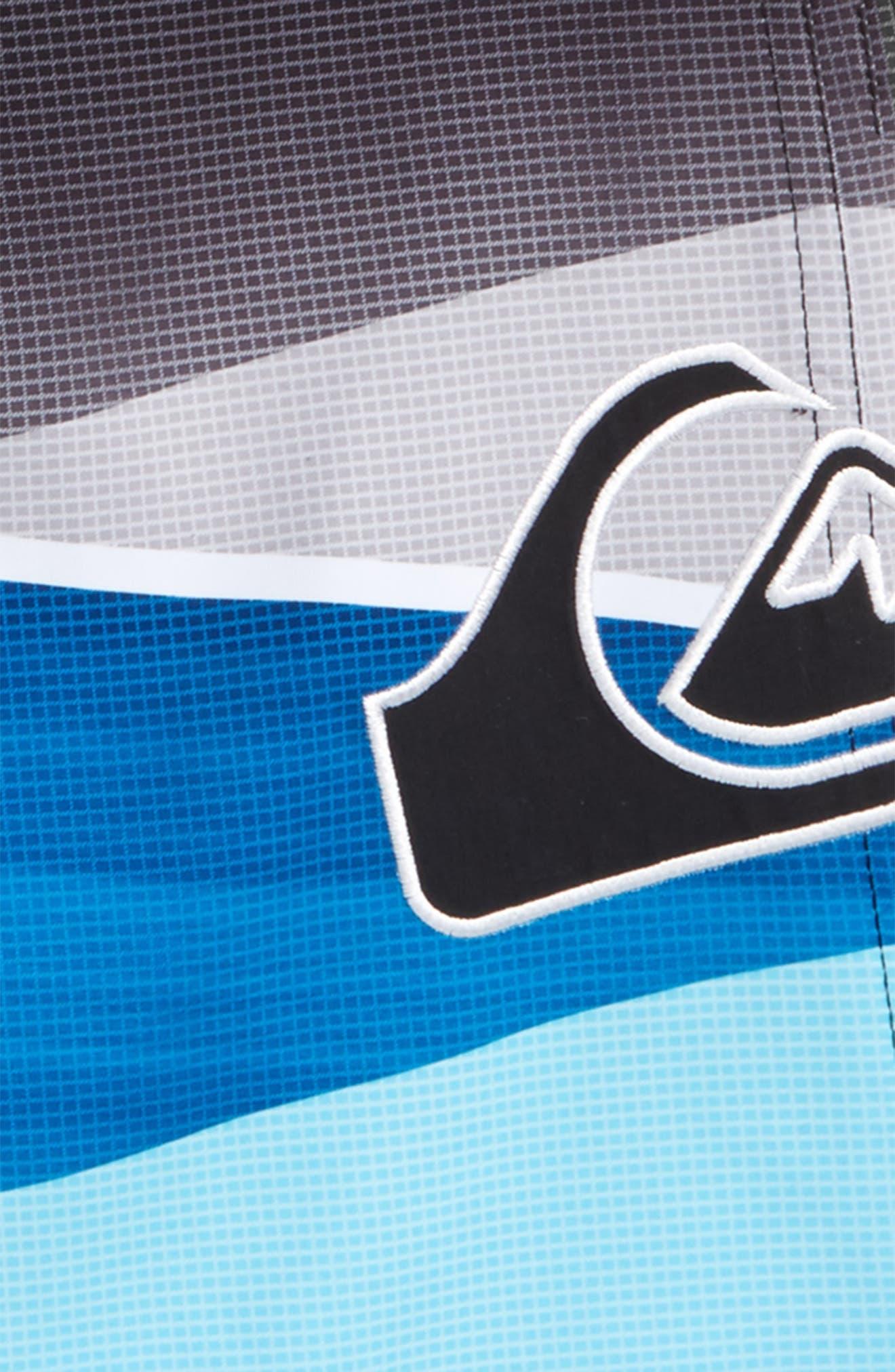 Slash Logo Board Shorts,                             Alternate thumbnail 2, color,                             422