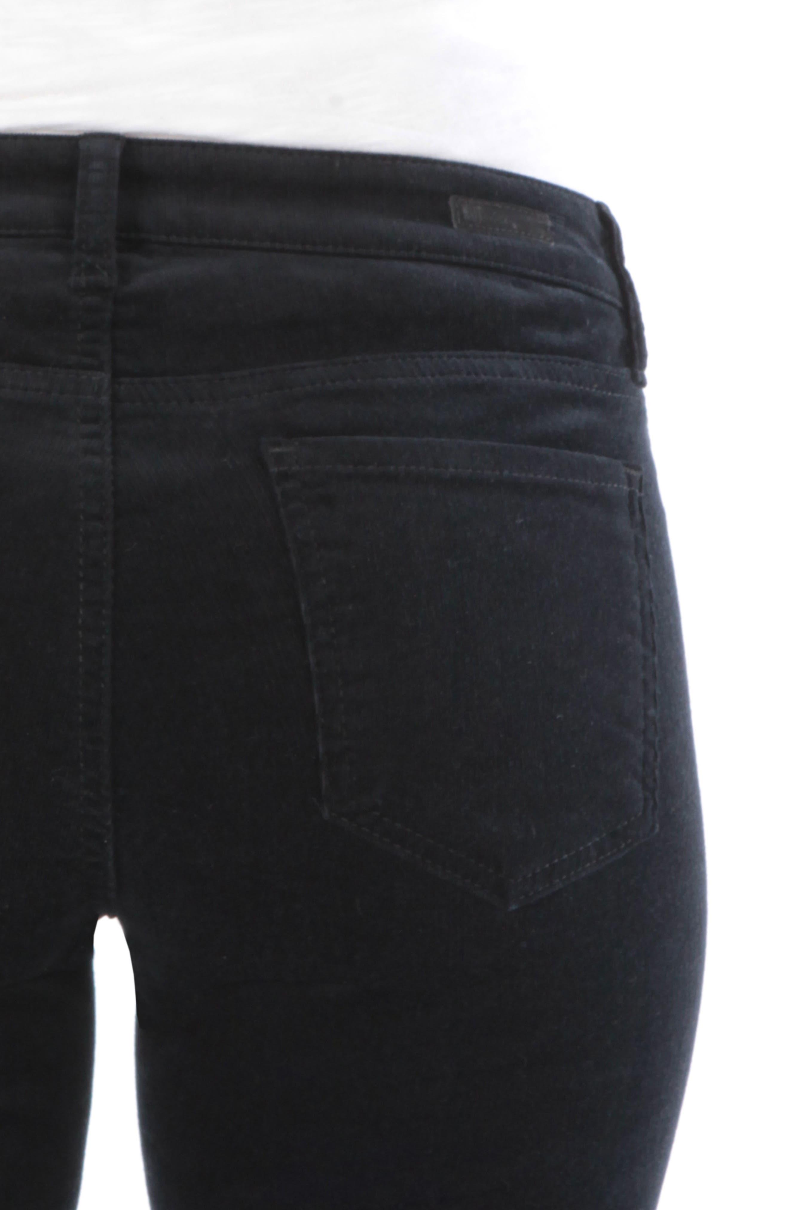 'Diana' Stretch Corduroy Skinny Pants,                             Alternate thumbnail 157, color,