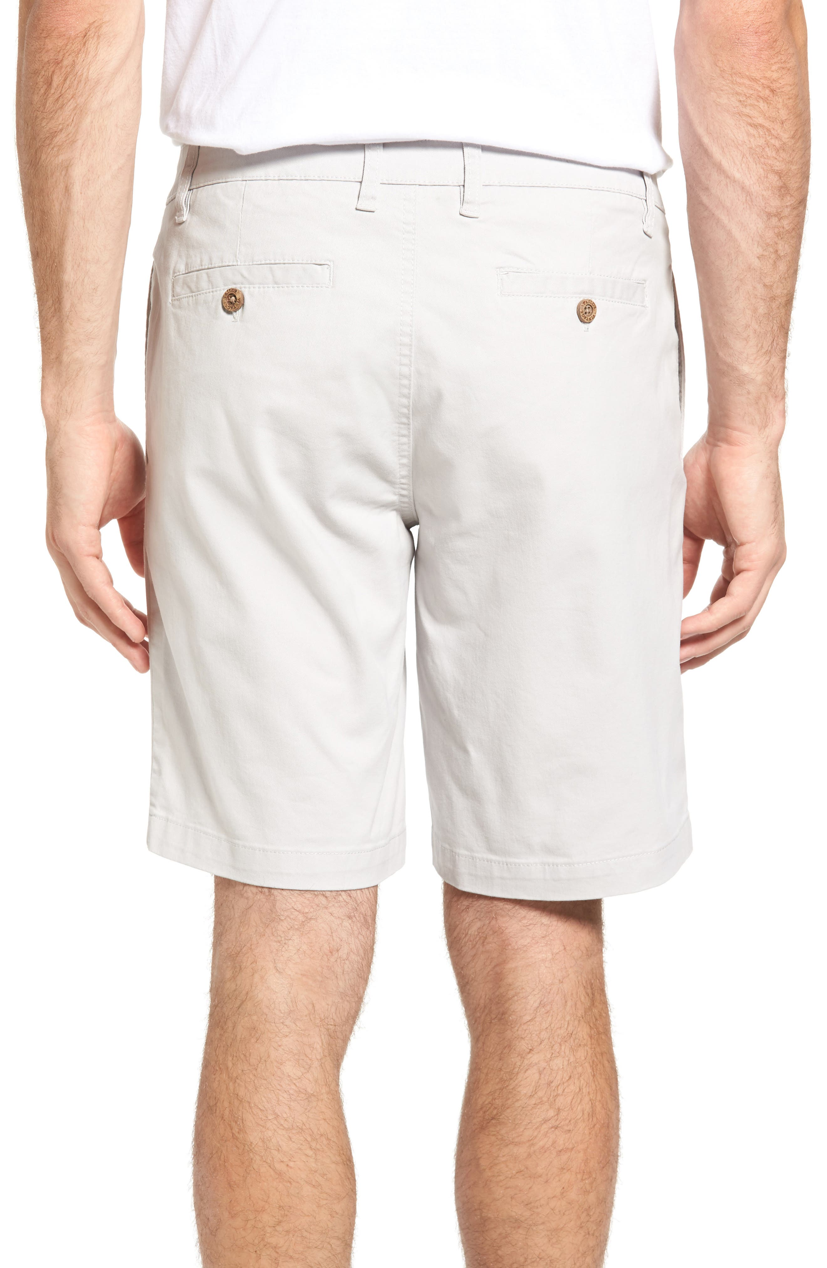 Stretch Twill Walking Shorts,                             Alternate thumbnail 2, color,                             050