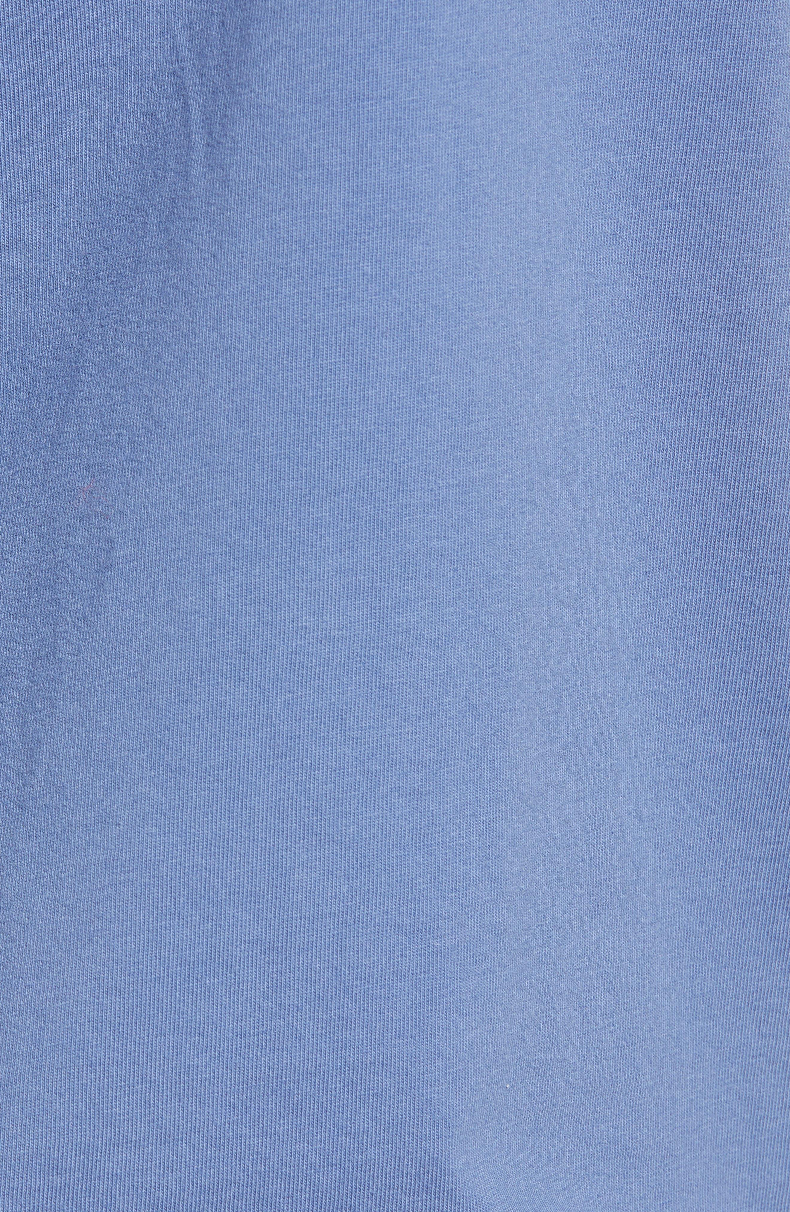 Whale Flag Pocket Tee,                             Alternate thumbnail 5, color,                             461