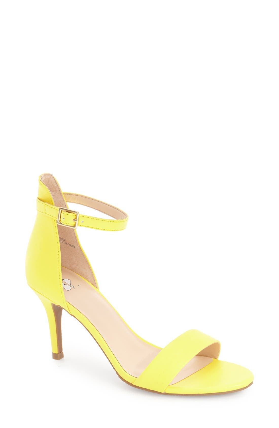 'Luminate' Open Toe Dress Sandal,                             Main thumbnail 44, color,
